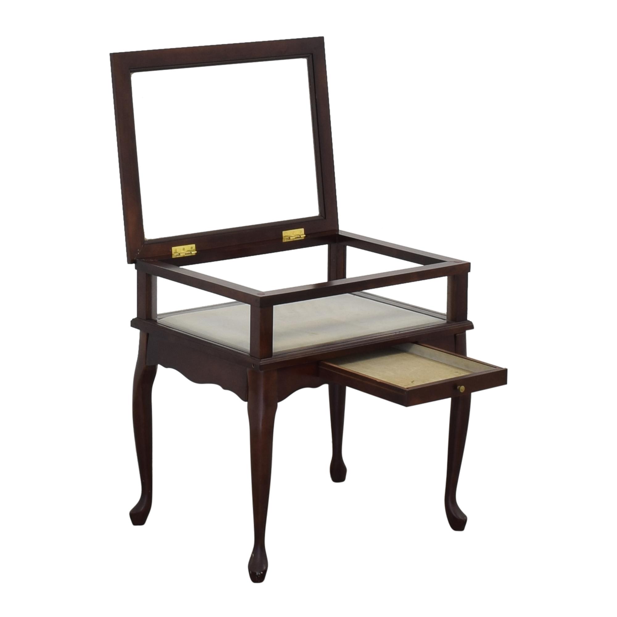 Bombay Company Bombay Company Display Table nyc