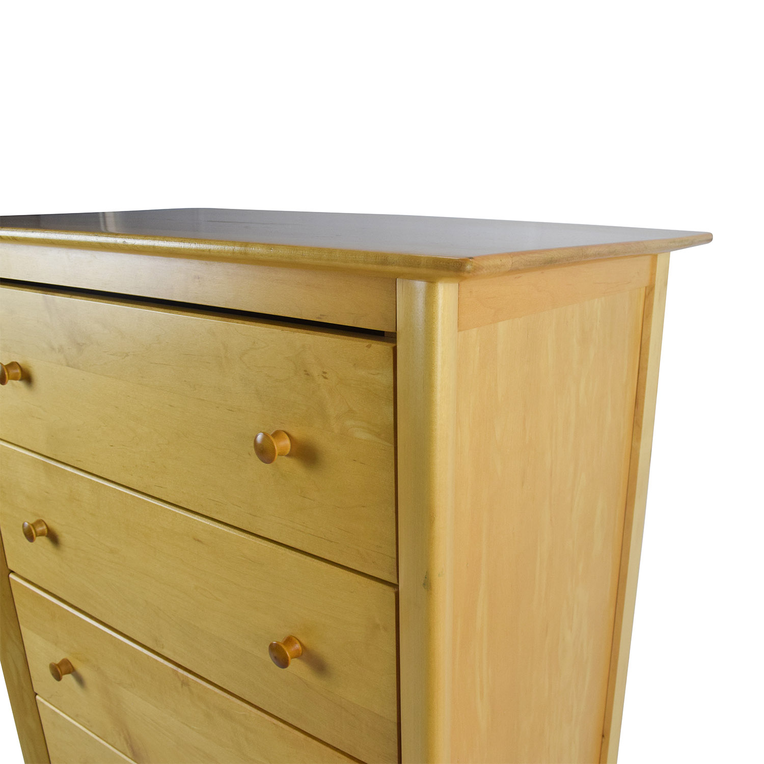 Unknown Brand Birch Wood Dresser dimensions