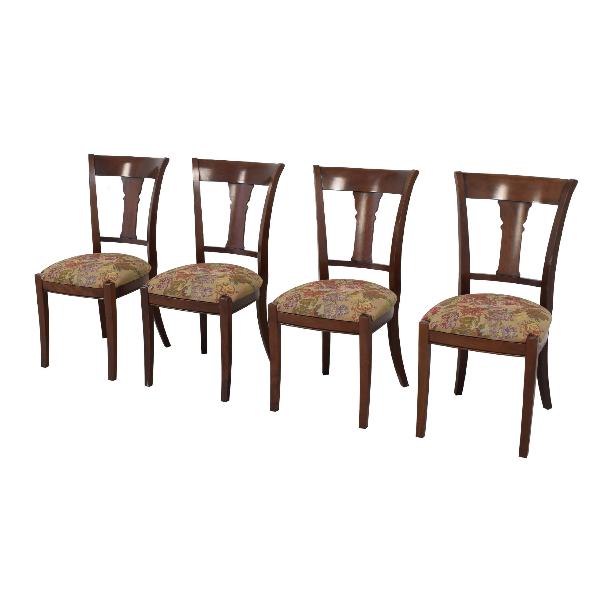 Grange Grange Upholstered Dining Chairs multi