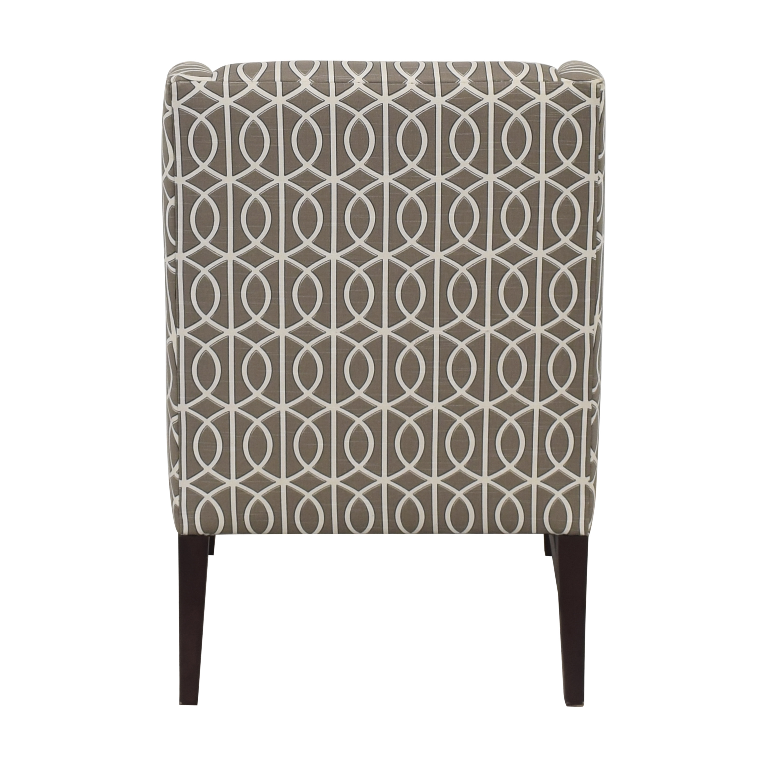 buy Crate & Barrel Chloe Armchair Lounge Accent Chair Crate & Barrel