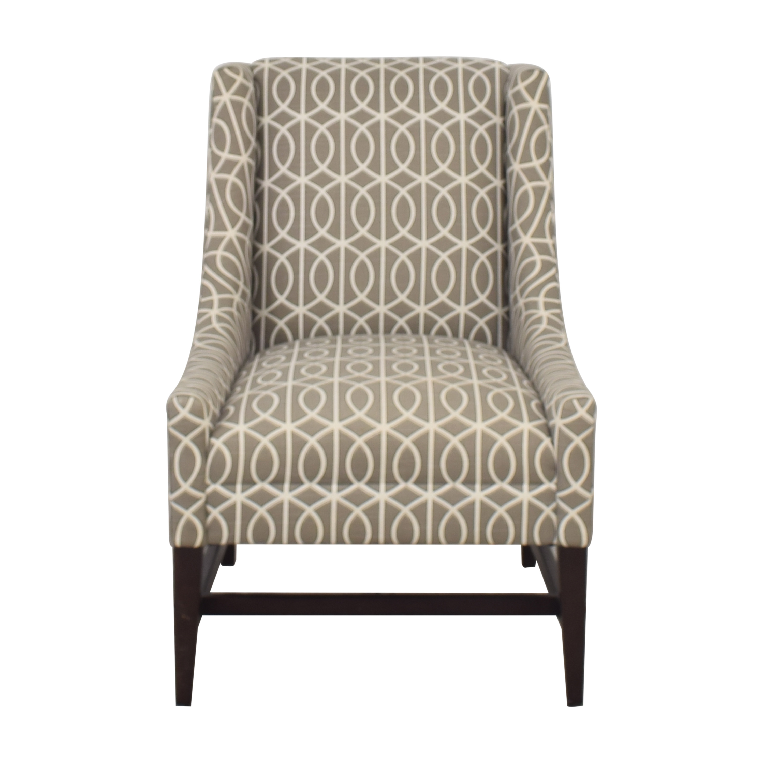 buy Crate & Barrel Chloe Armchair Lounge Accent Chair Crate & Barrel Chairs