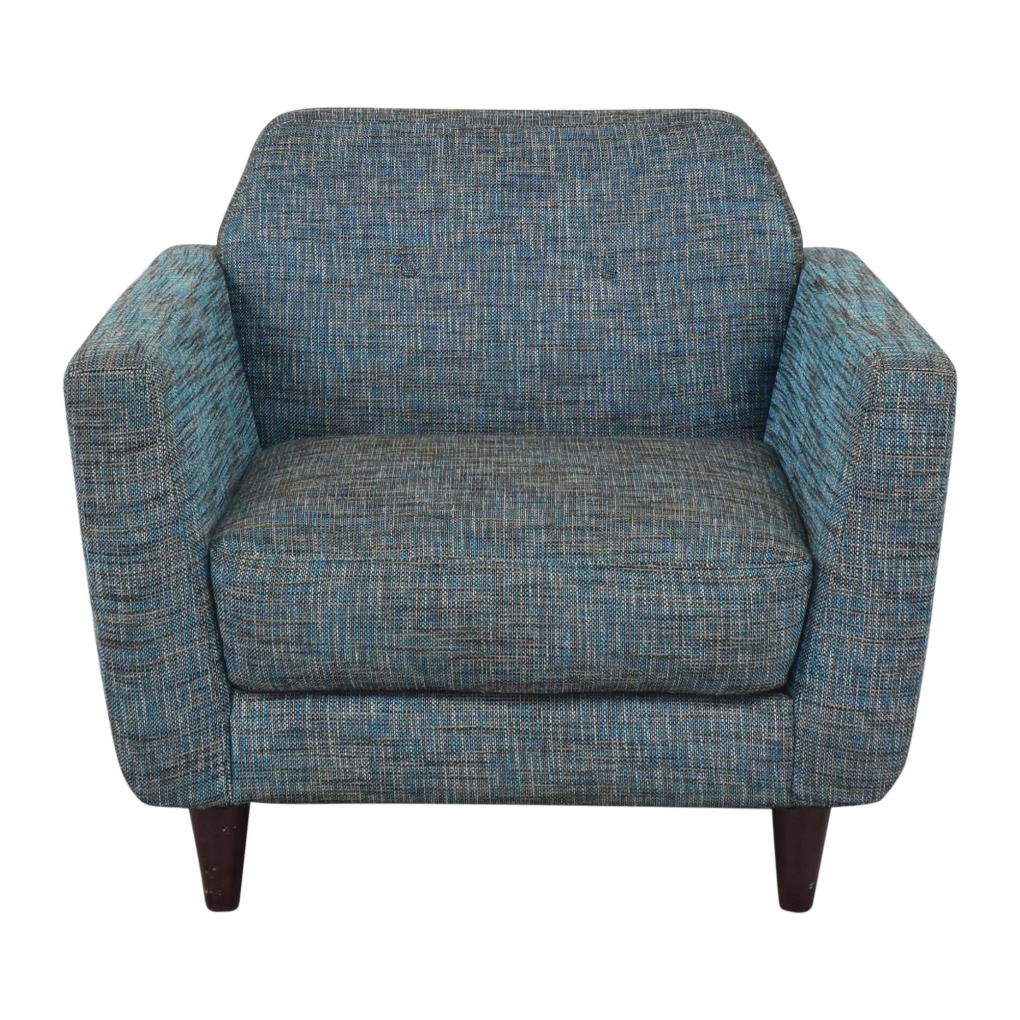 Macy's Macy's Chair & A Half Armchair ma
