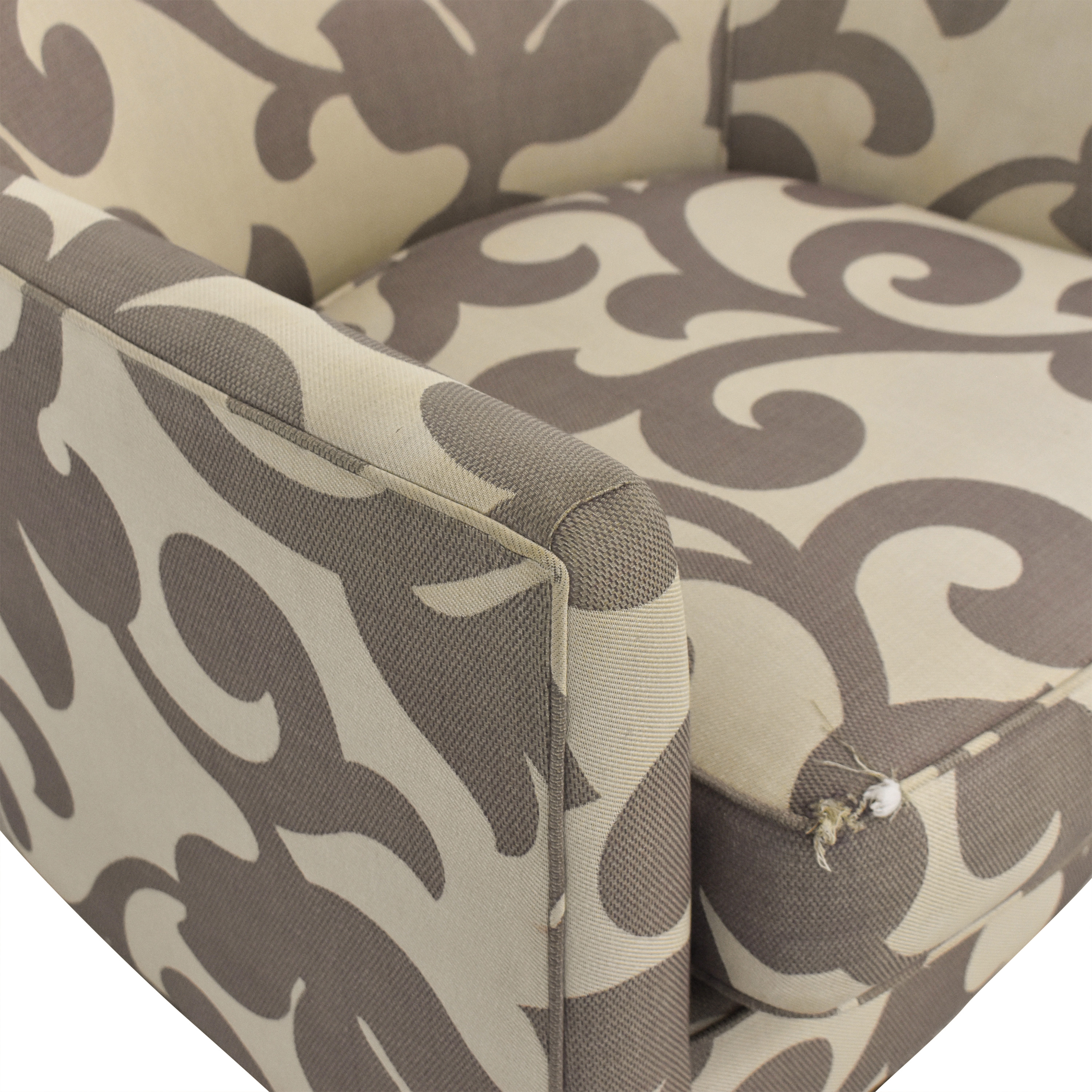 Crate & Barrel Accent Chair / Accent Chairs