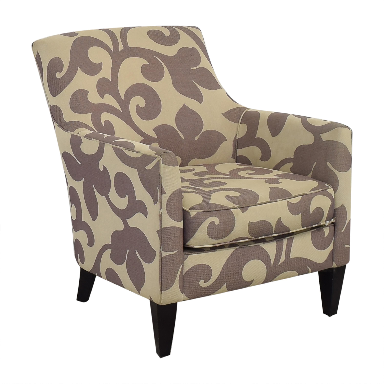 shop Crate & Barrel Accent Chair Crate & Barrel