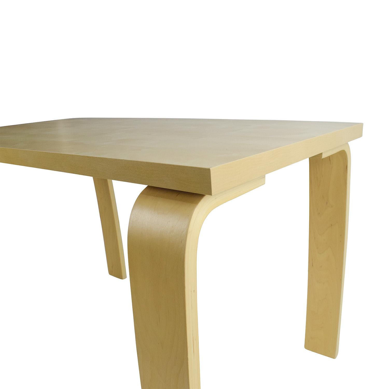 Groovy 78 Off Birch Work Desk Tables Download Free Architecture Designs Scobabritishbridgeorg