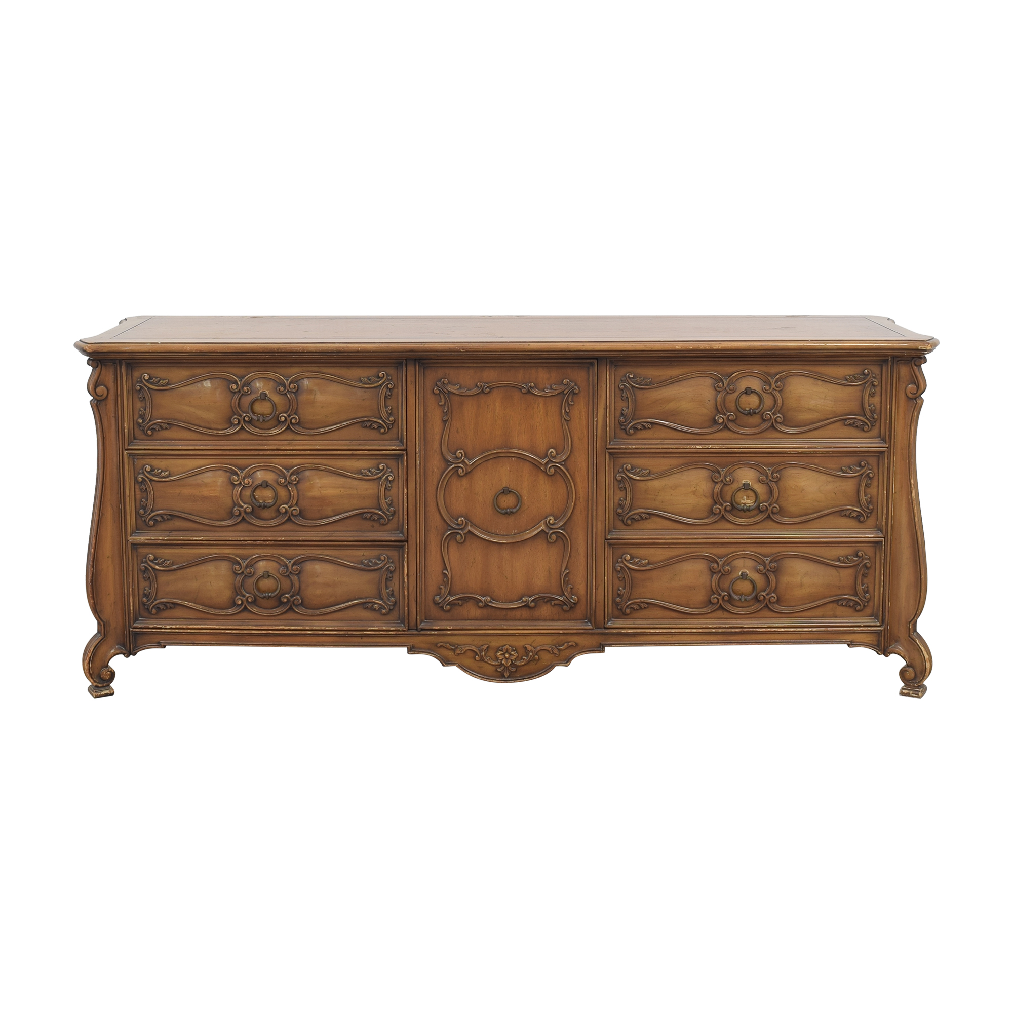 buy Mastercraft Credenza Dresser with Cabinet Mastercraft Furniture