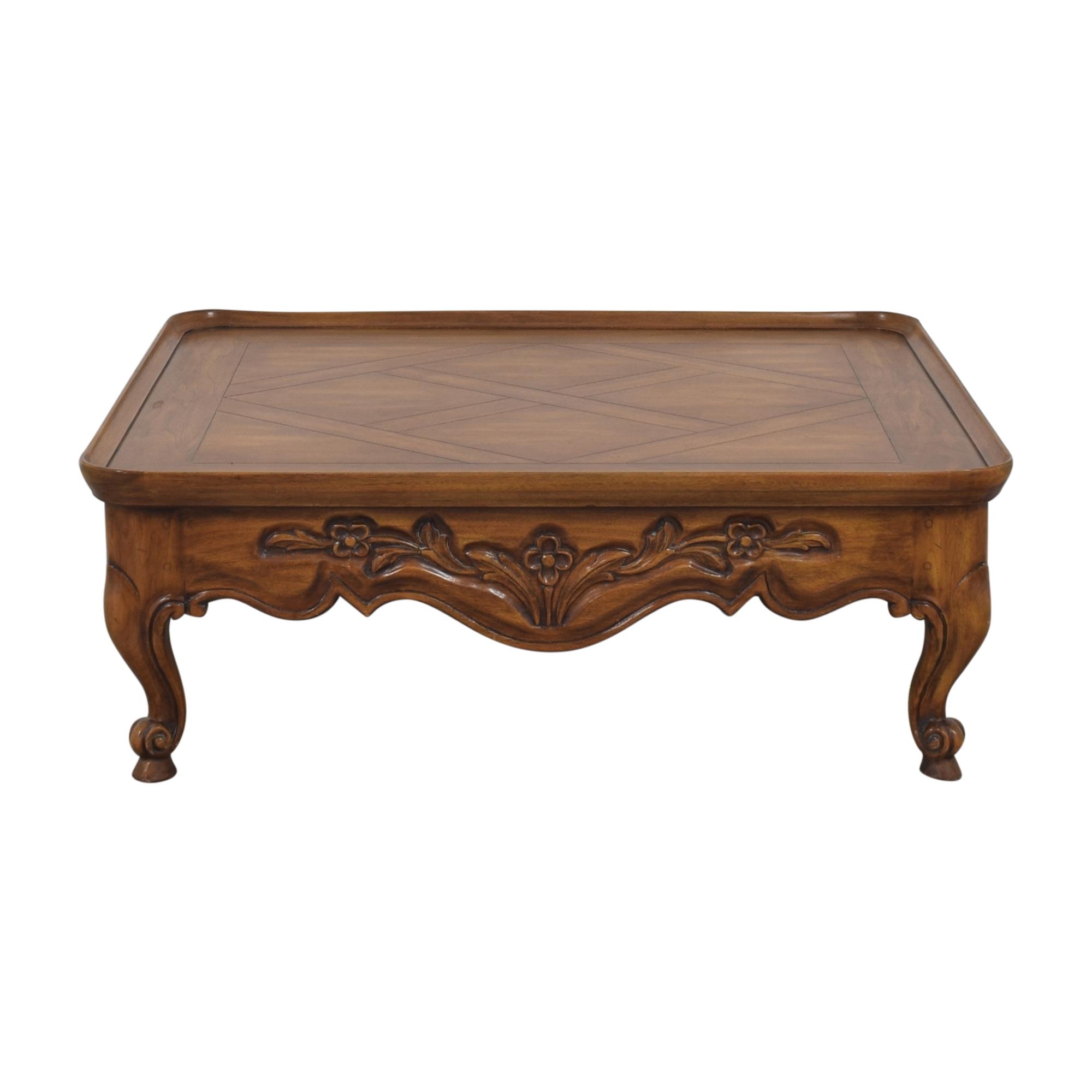 Inlay Coffee Table