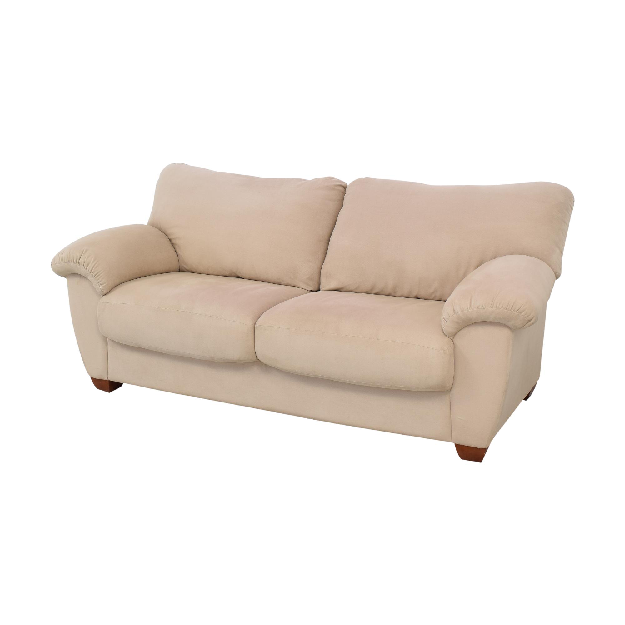 Two Cushion Sofa ct