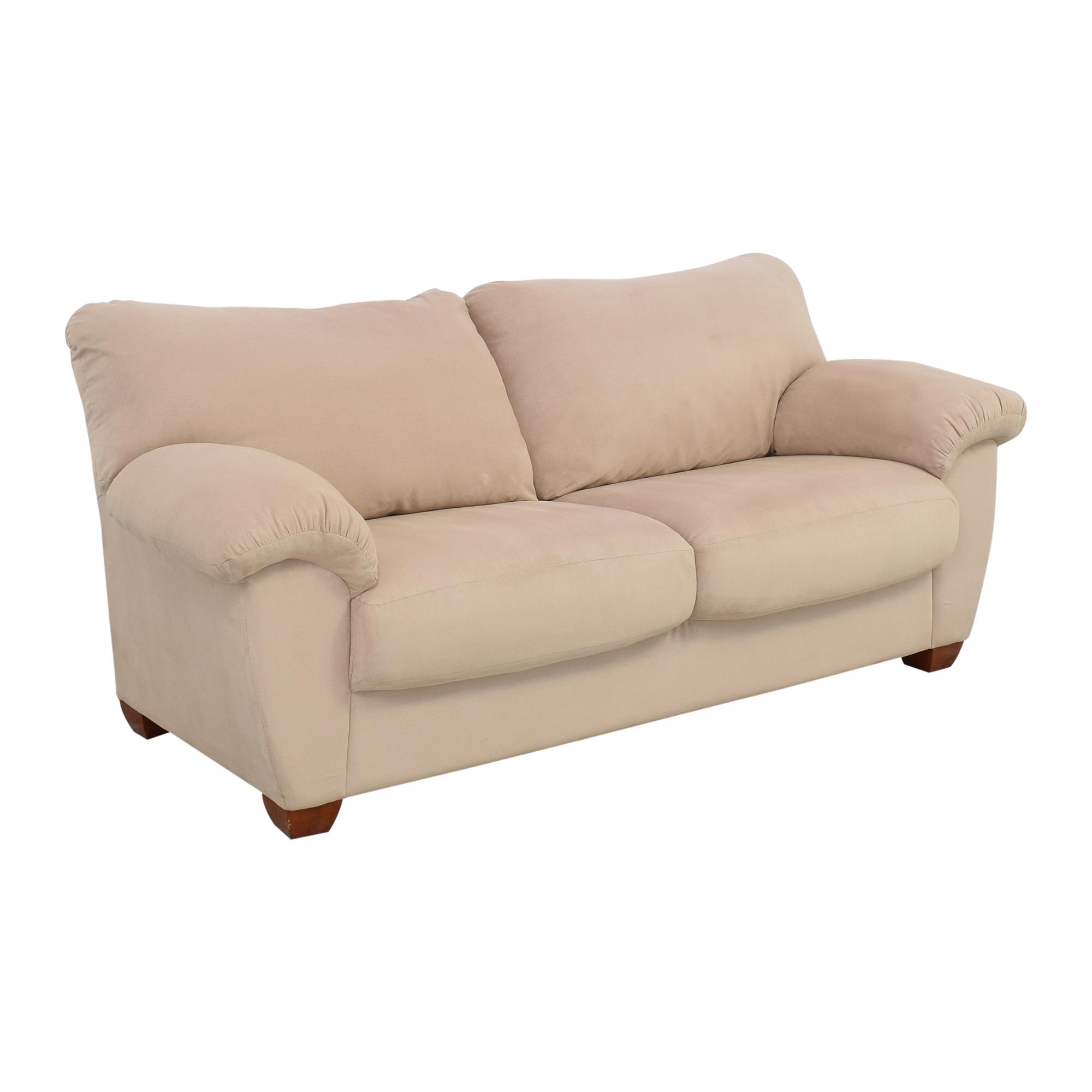 Two Cushion Sofa discount