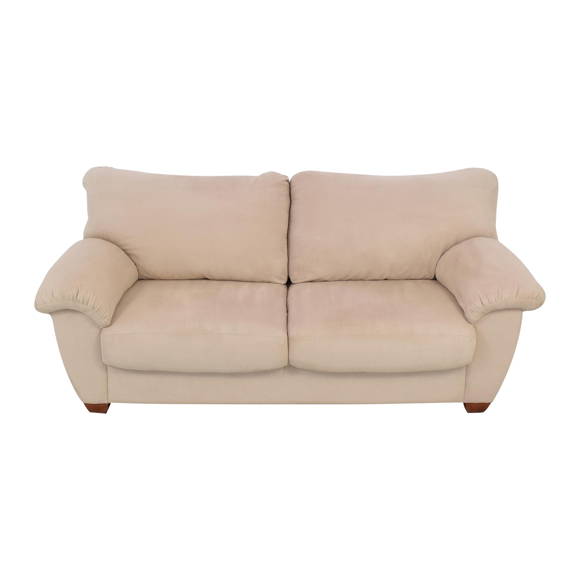 Two Cushion Sofa price