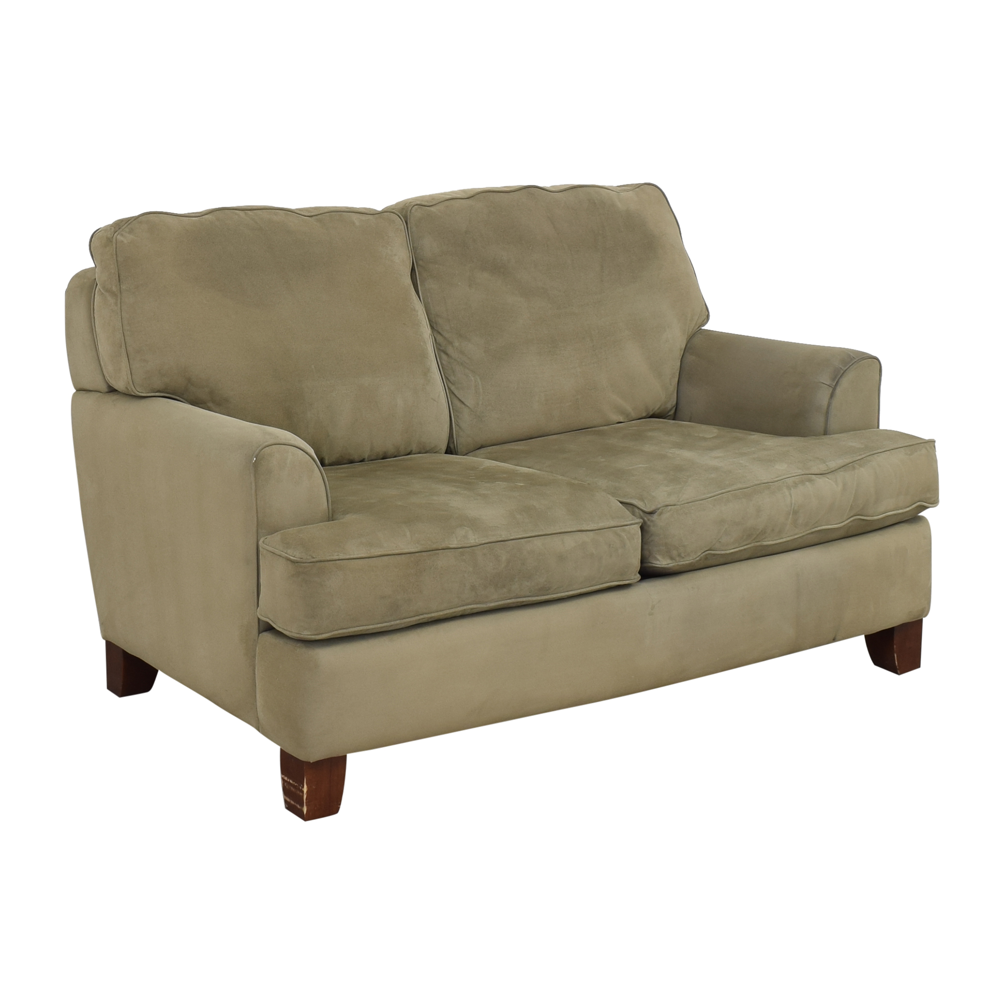 JC Penney JC Penney Two Cushion Loveseat used