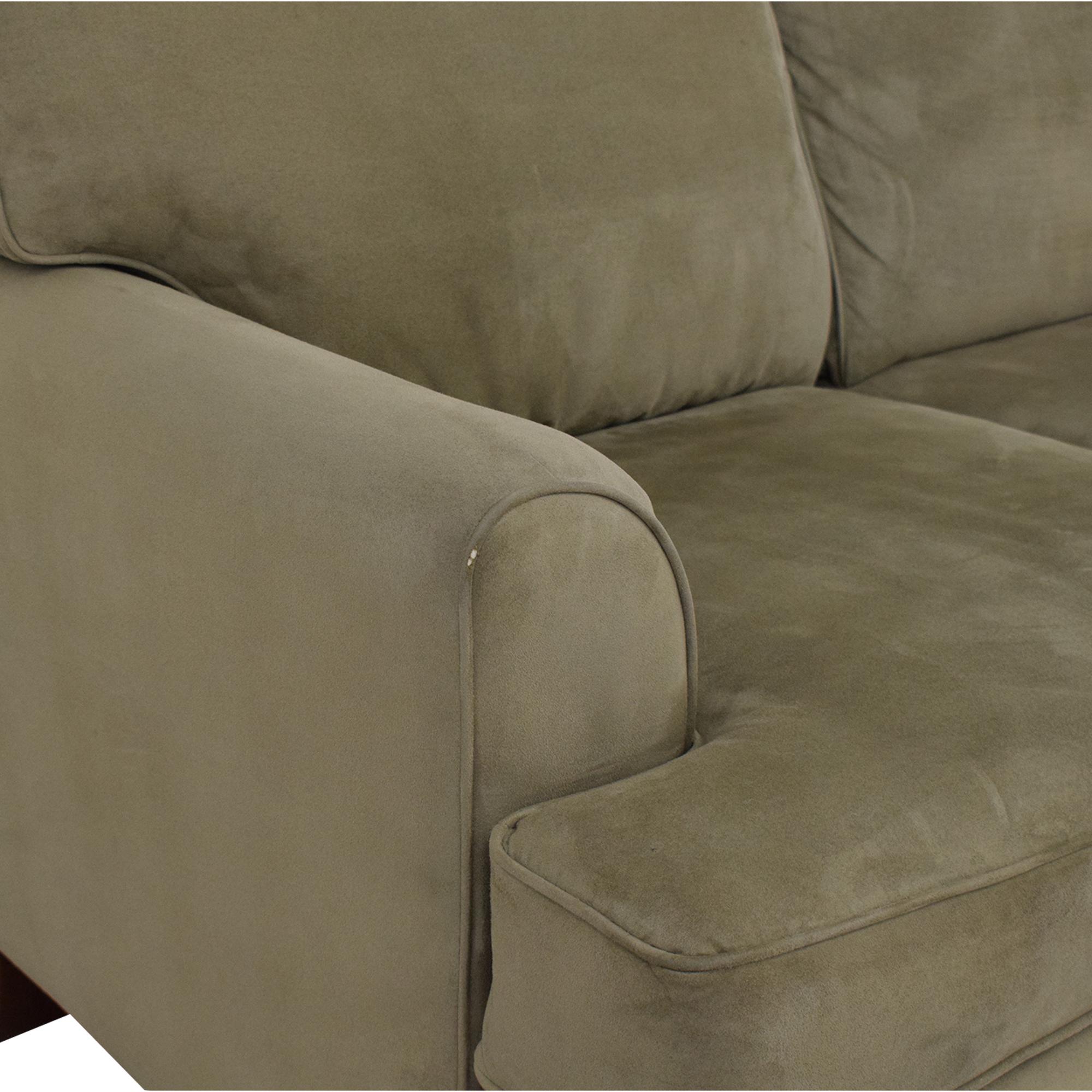 JC Penney Two Cushion Loveseat JC Penney
