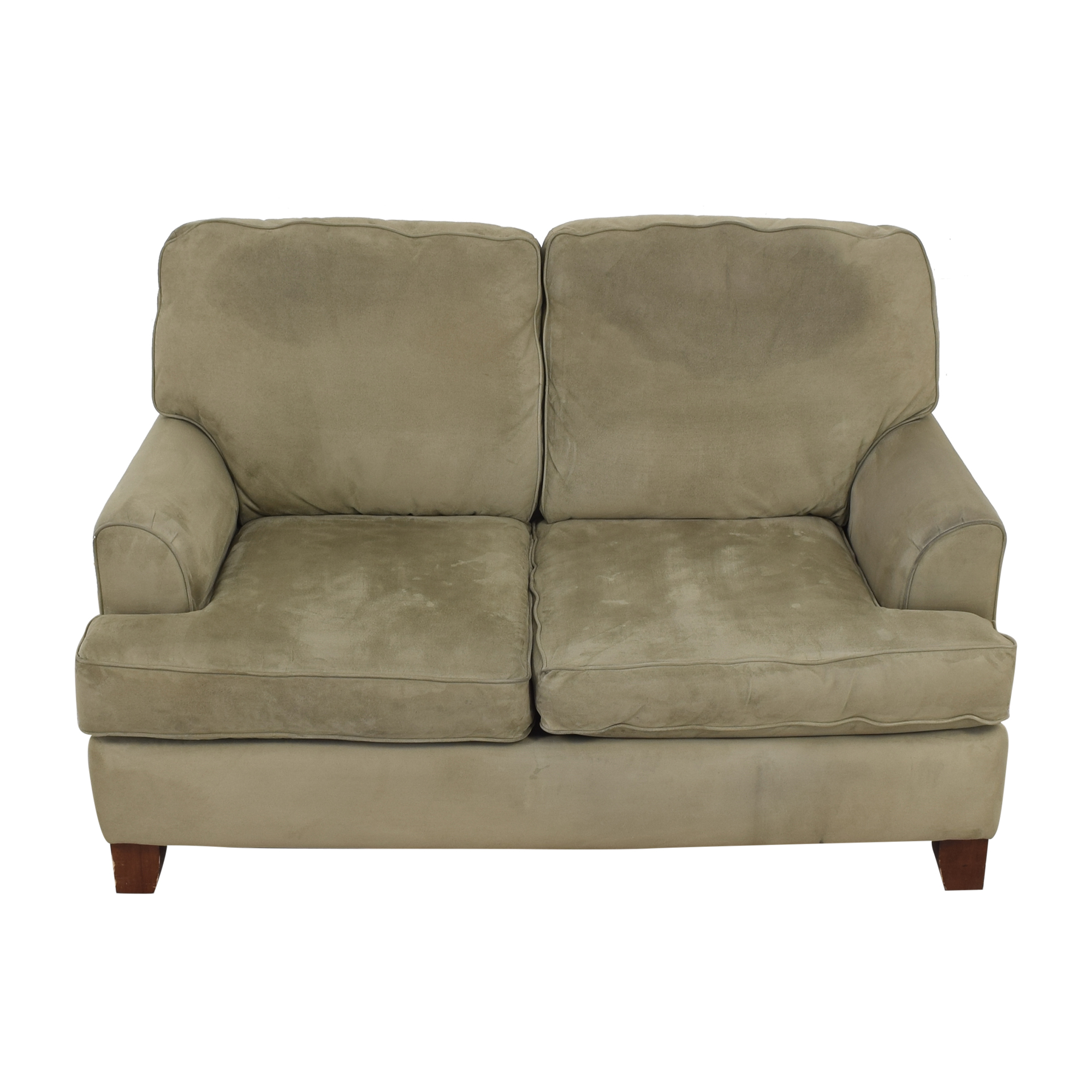 JC Penney JC Penney Two Cushion Loveseat coupon