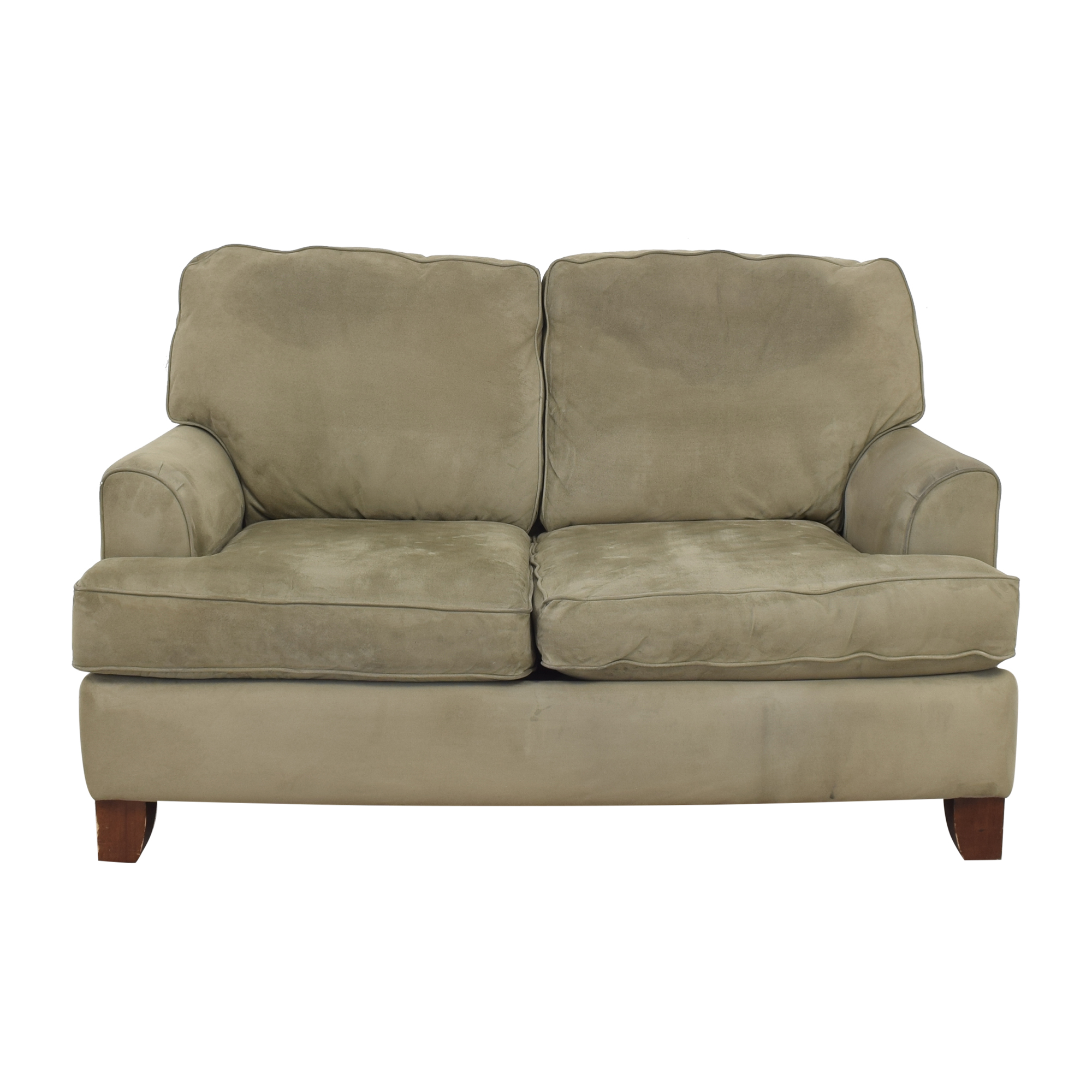 buy JC Penney JC Penney Two Cushion Loveseat online