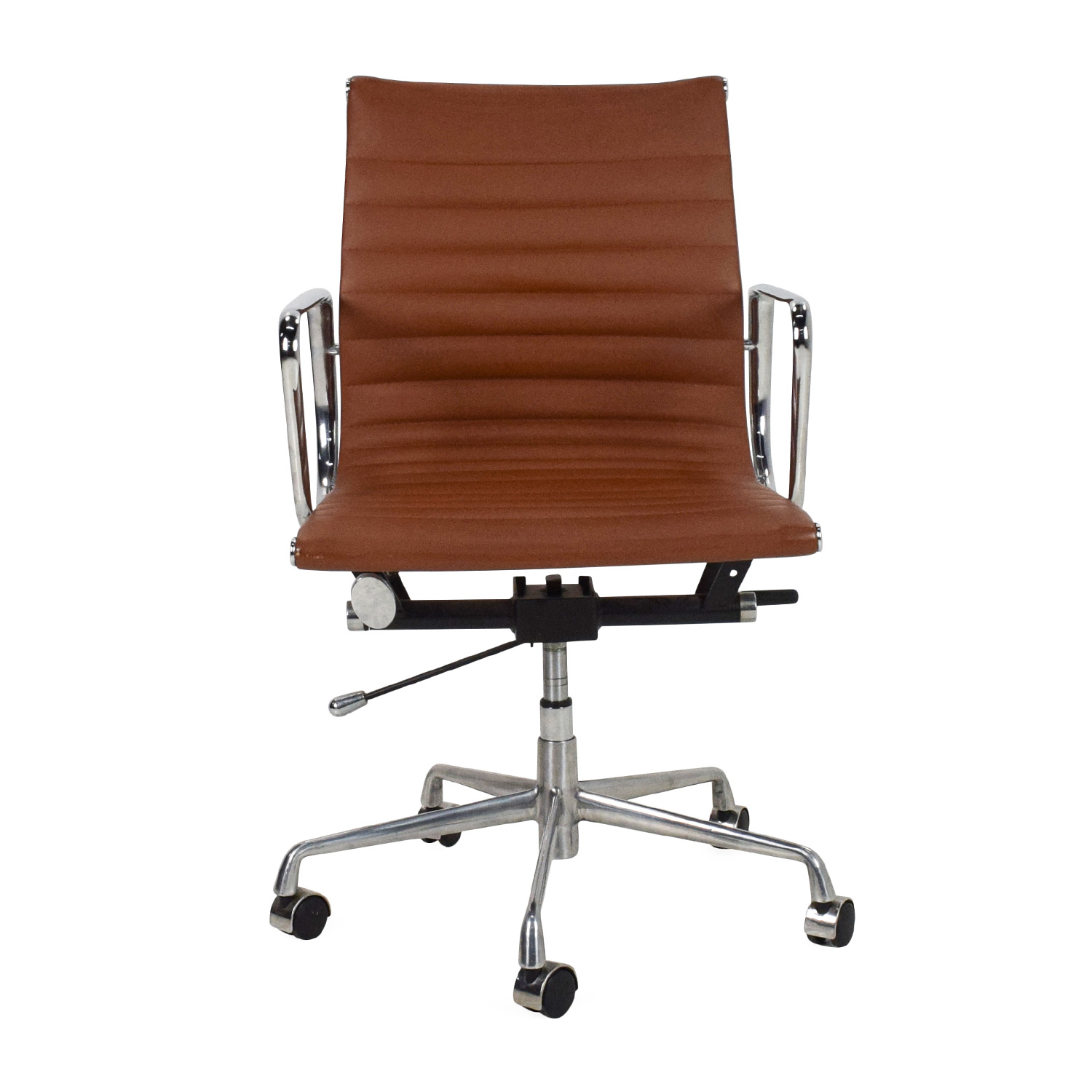 Chrome Office Chair sale