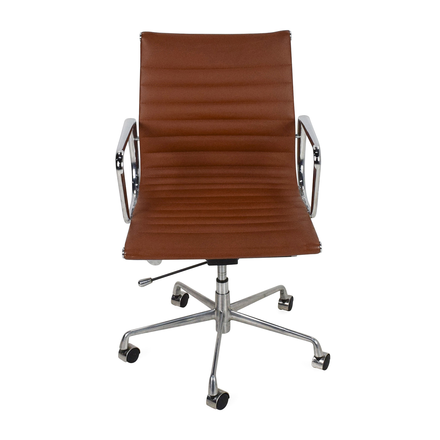 buy Unknown Brand Chrome Office Chair online