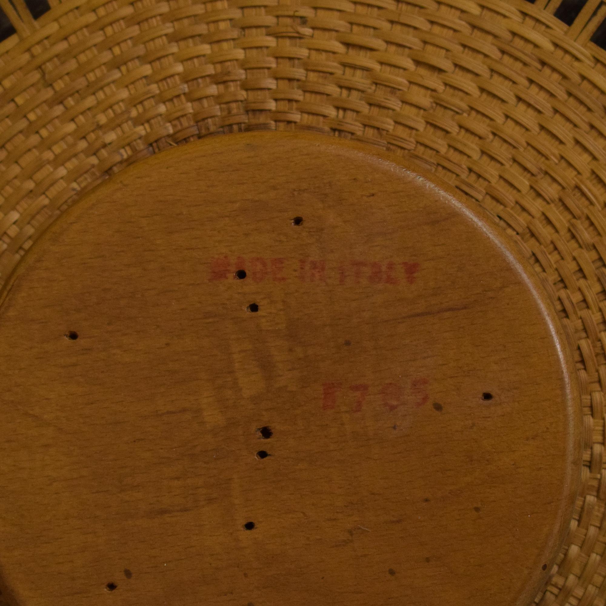 Decorative Italian End Table / Tables