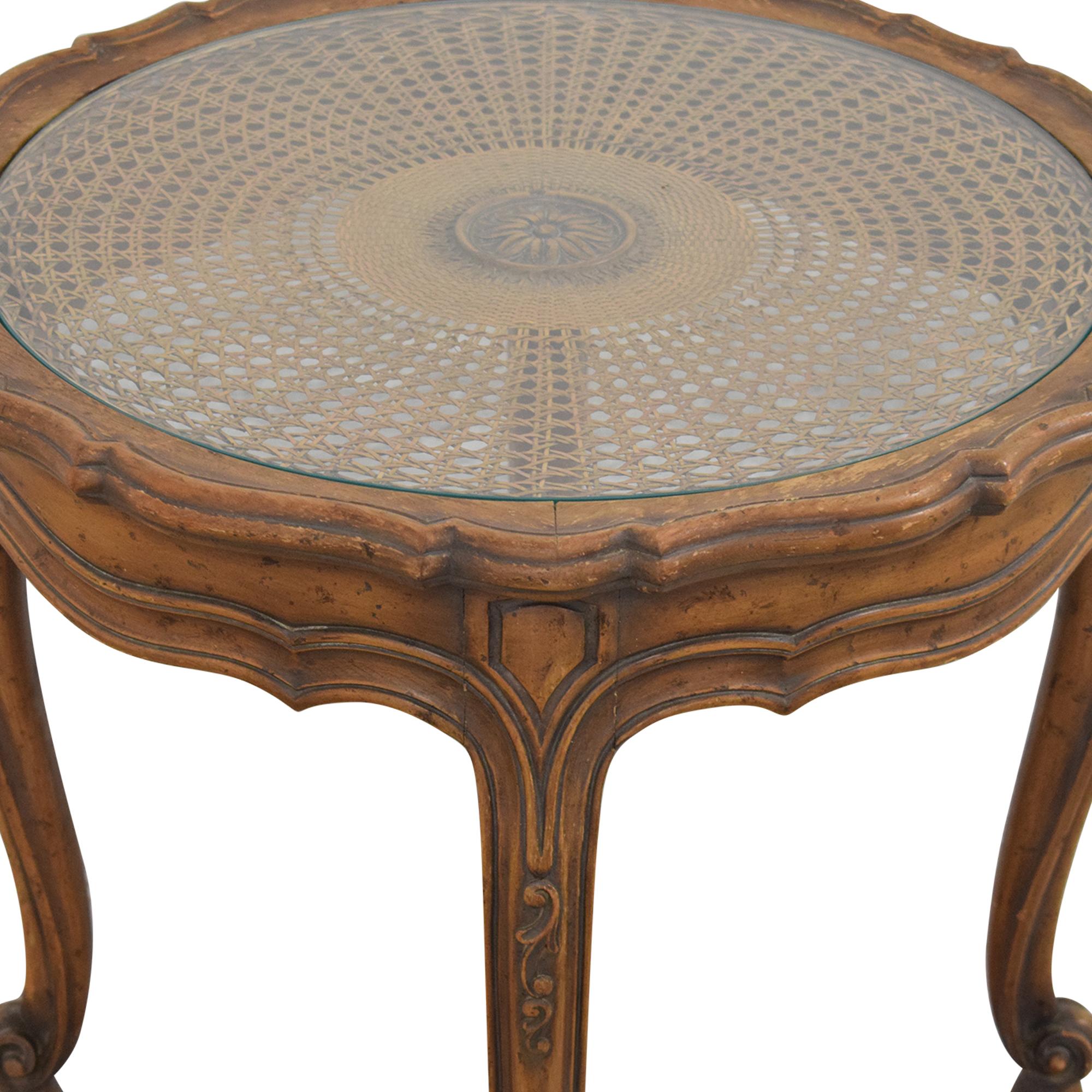 Decorative Italian End Table for sale
