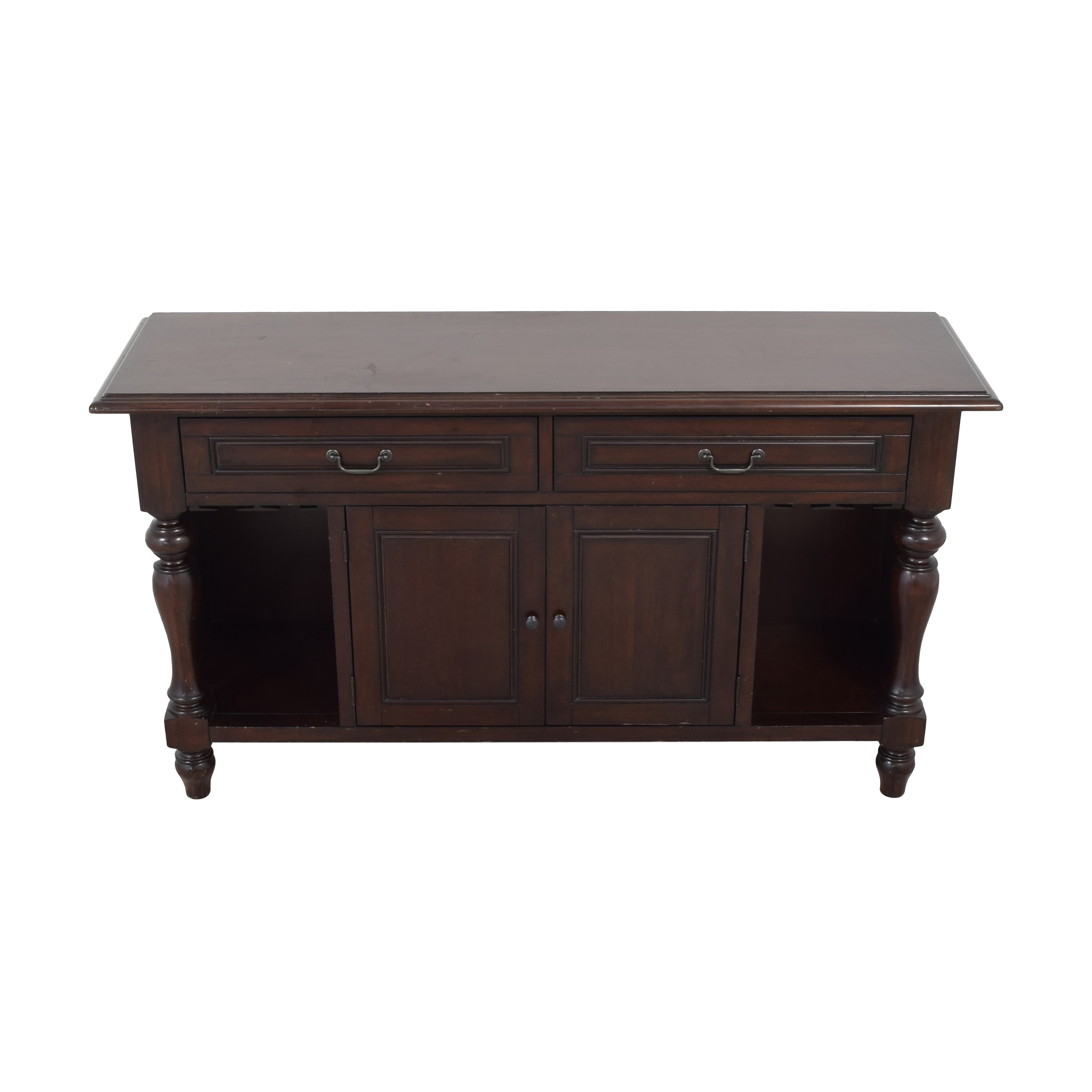 Pottery Barn Pottery Barn Sideboard Buffet Cabinet second hand