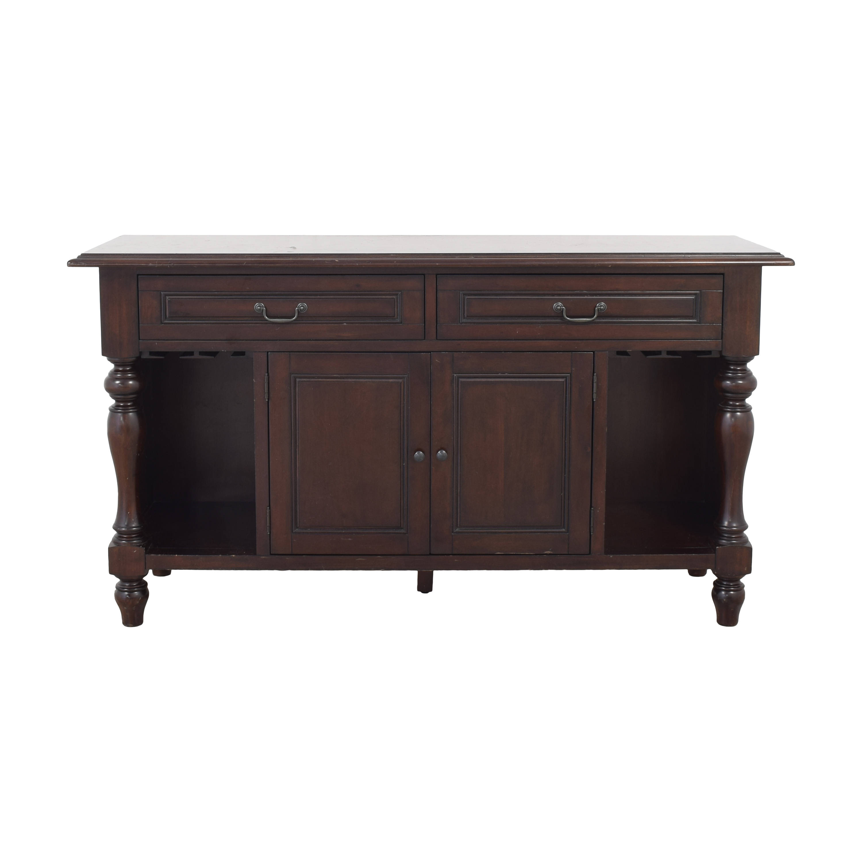 Pottery Barn Pottery Barn Sideboard Buffet Cabinet for sale