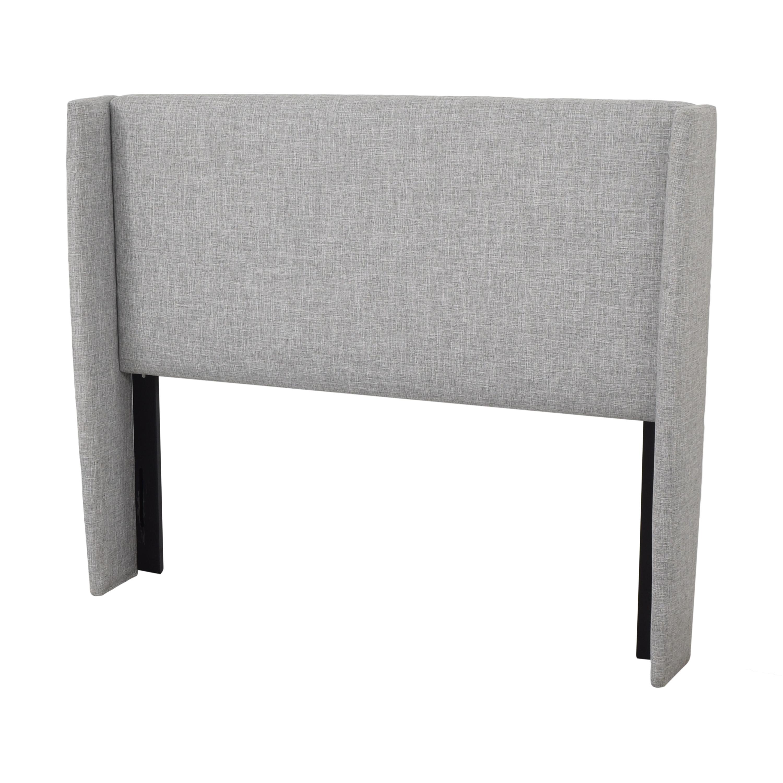 Skyline Furniture Skyline Upholstered Wingback Headboard on sale