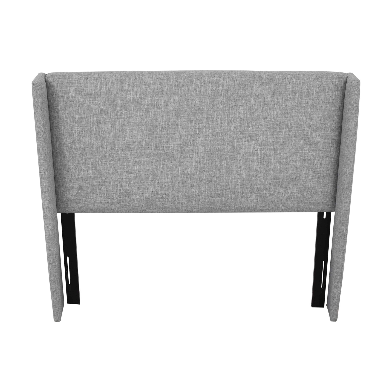 Skyline Furniture Skyline Upholstered Wingback Headboard used
