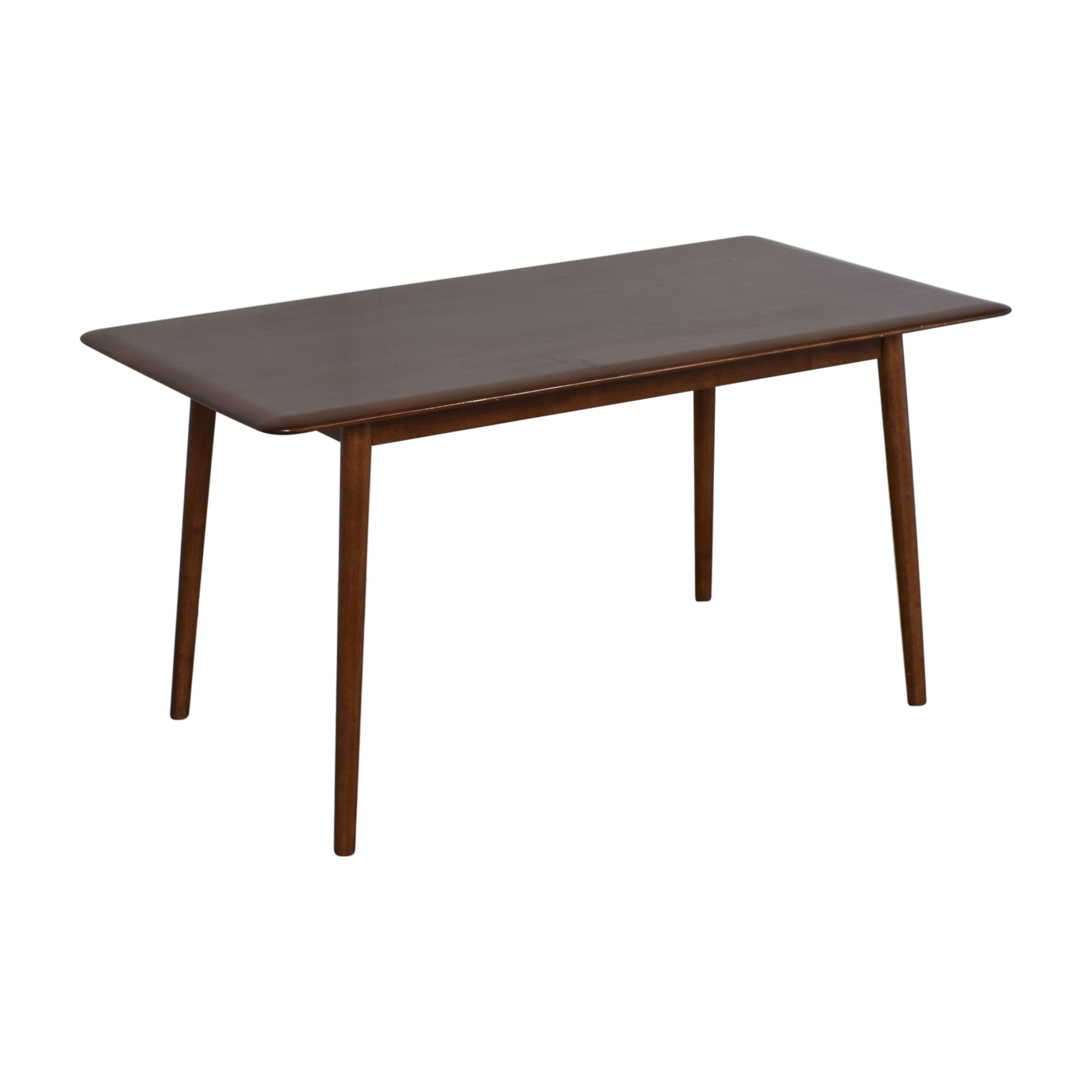 West Elm West Elm Lena Mid-Century Dining Table for sale