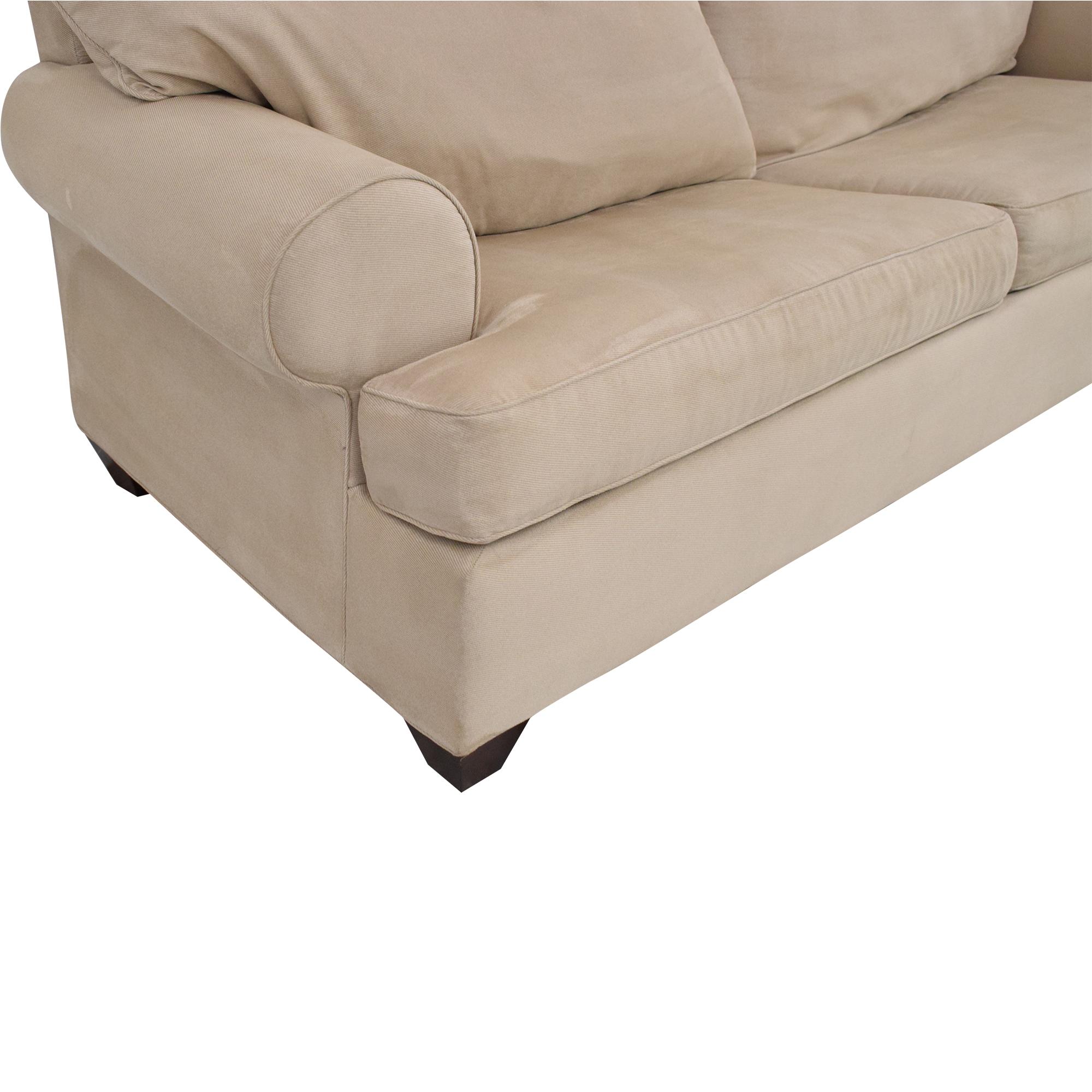 Raymour & Flanigan Raymour & Flanigan Sleeper Sofa used