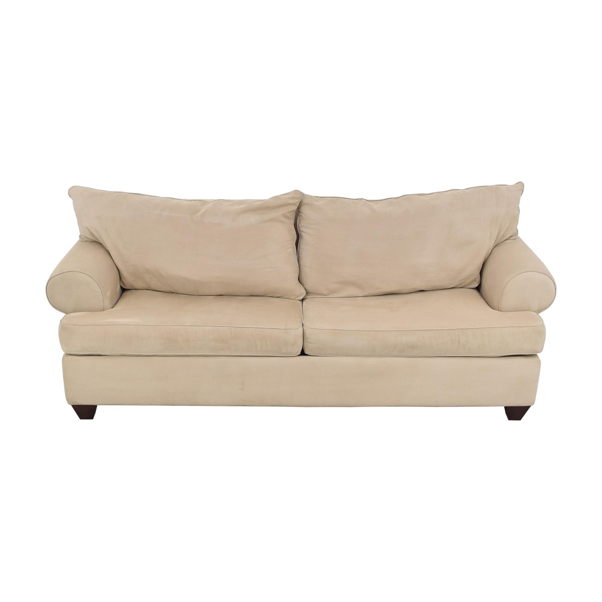 Raymour & Flanigan Raymour & Flanigan Sleeper Sofa ct