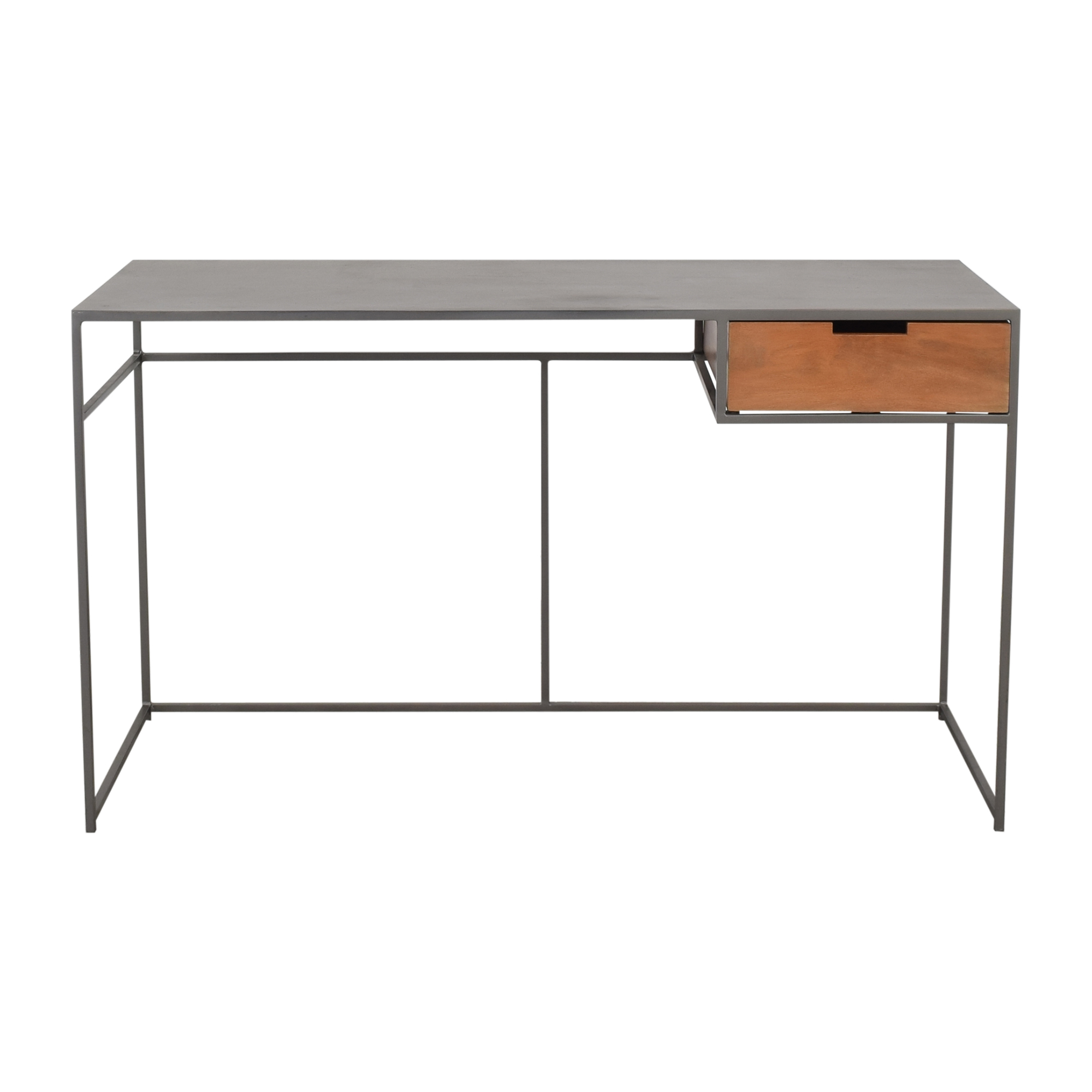 buy CB2 Guapo Desk CB2 Home Office Desks