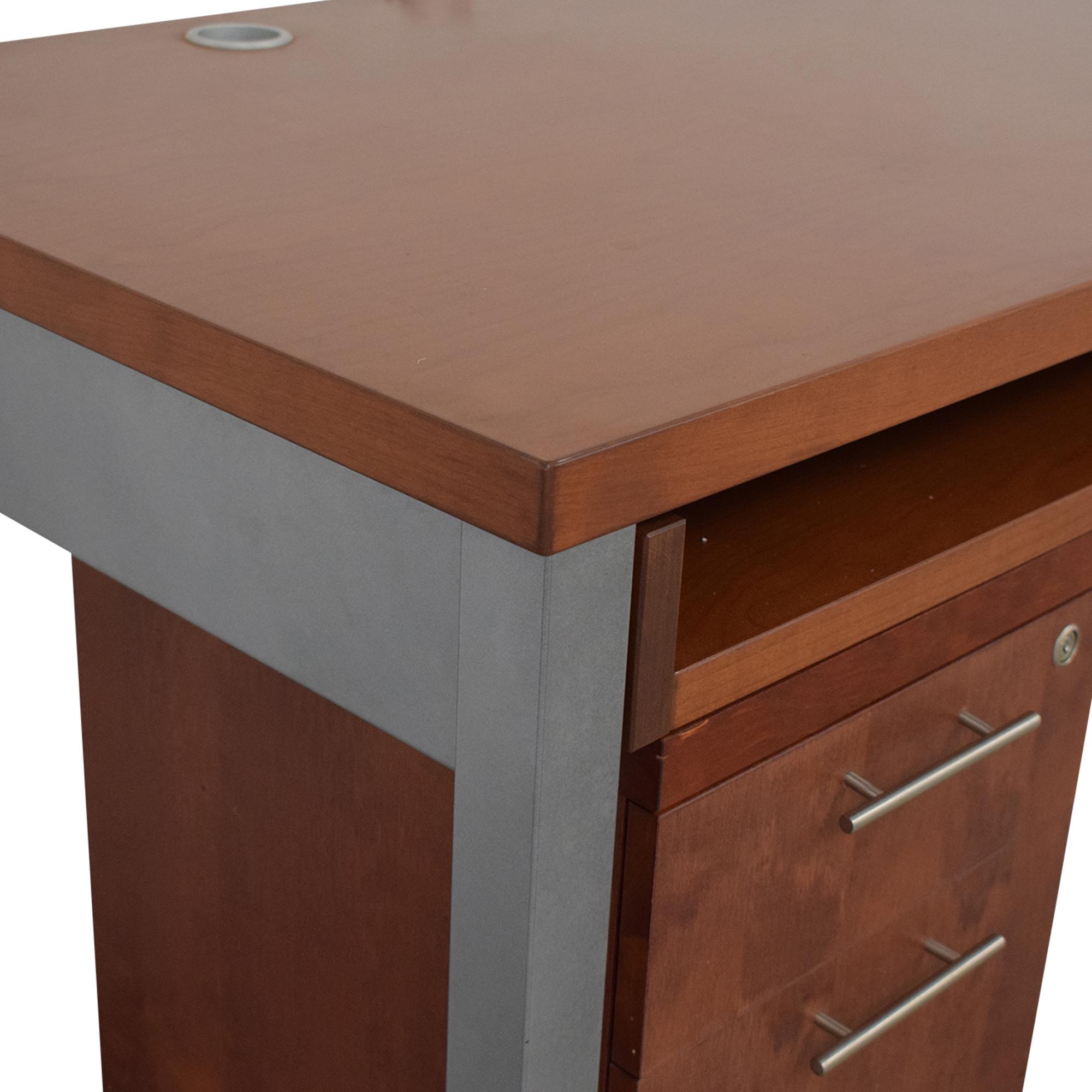 Design Within Reach Design Within Reach Desk with File Pedestal coupon