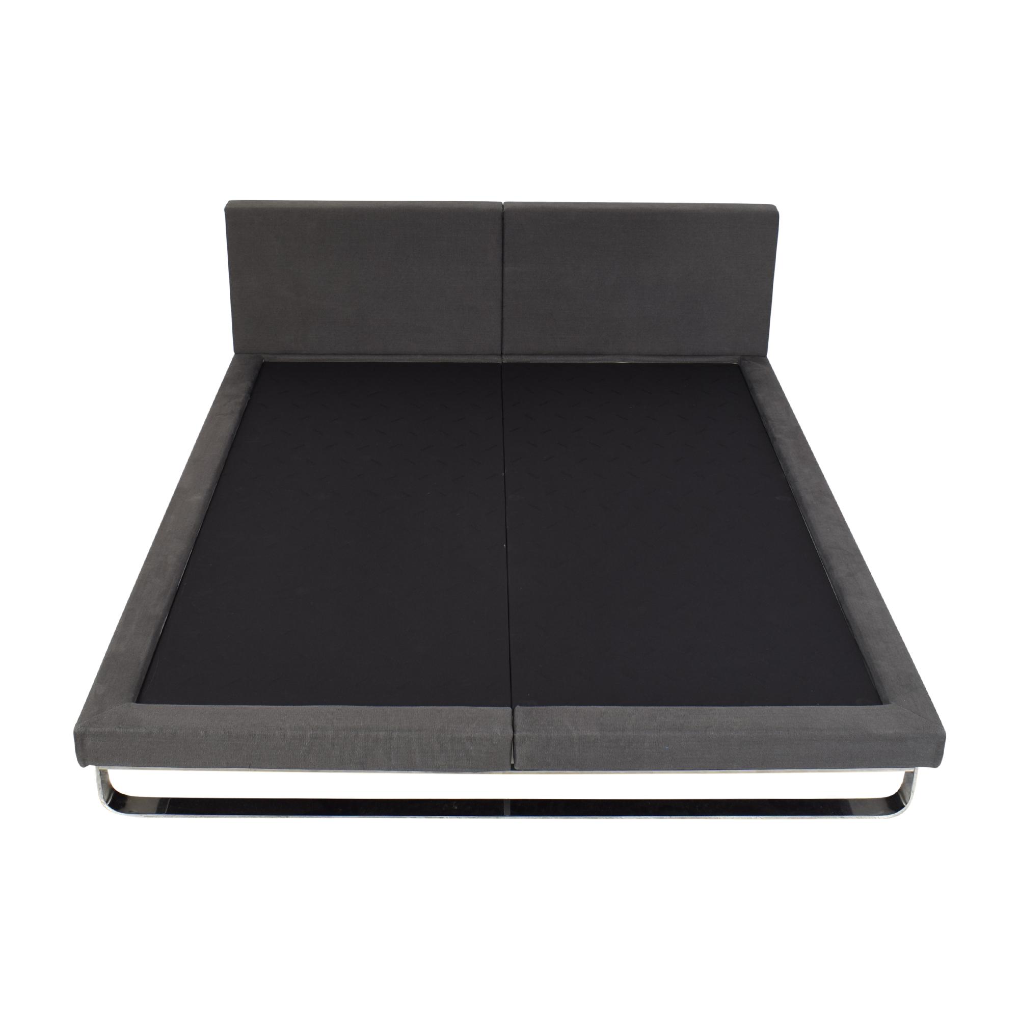 buy Cassina L13 Samsara Queen Bed Cassina Bed Frames