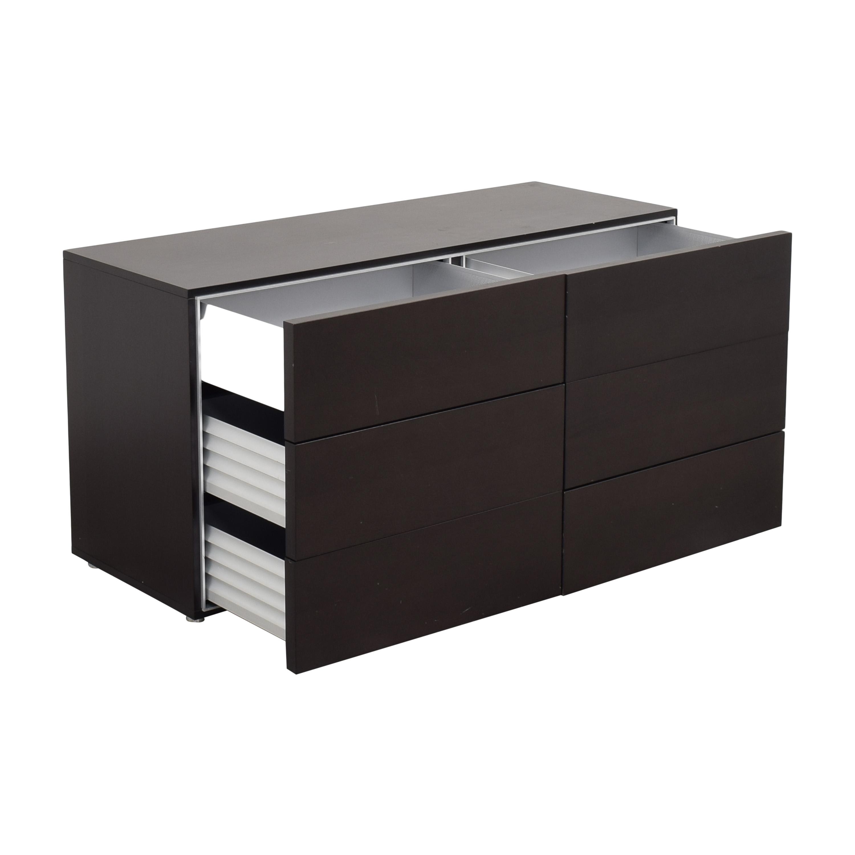 Jensen-Lewis 6-Drawer Dresser / Storage