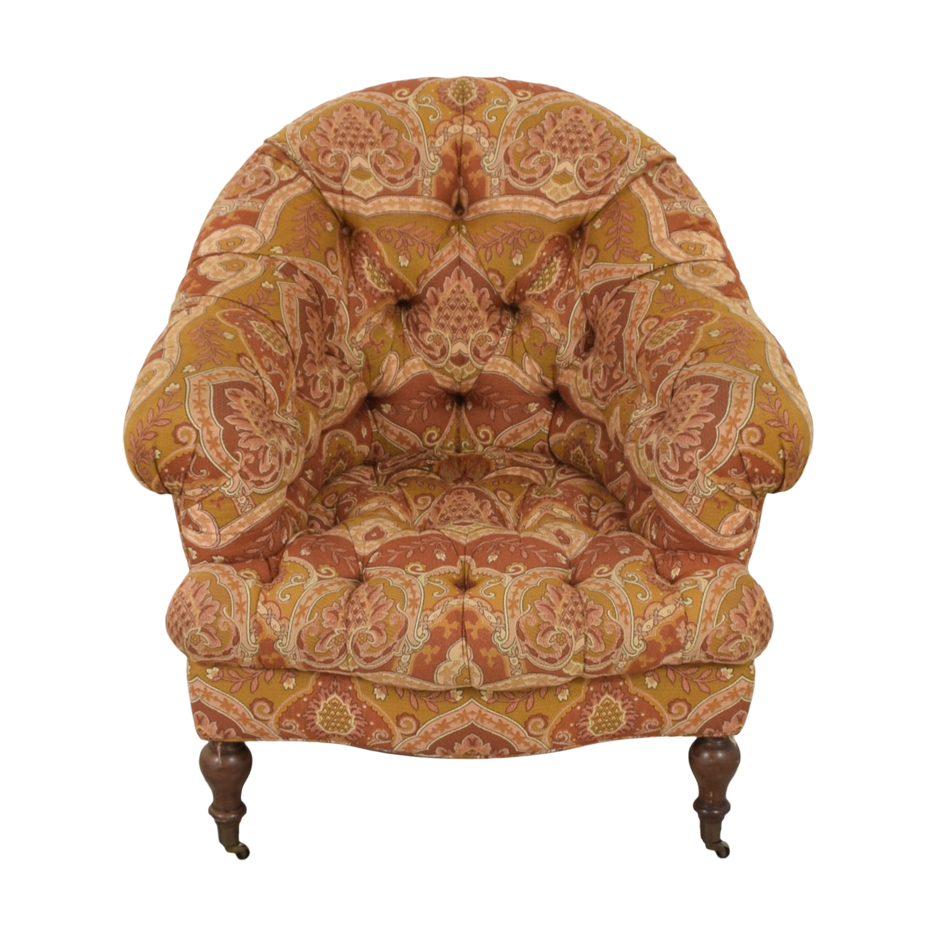 O. Henry House O Henry House Chesterfield Chair used