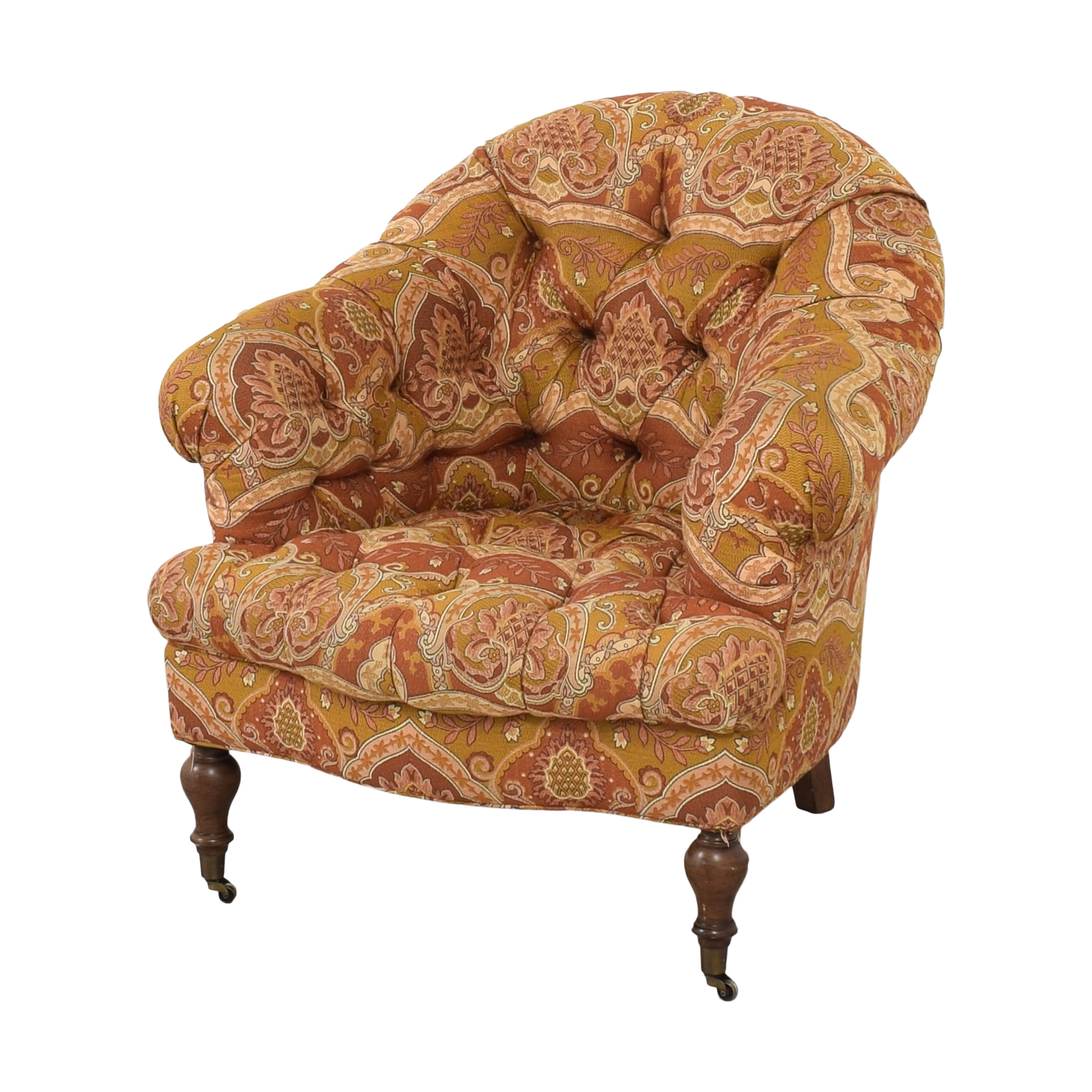 shop O Henry House Chesterfield Chair O. Henry House Accent Chairs