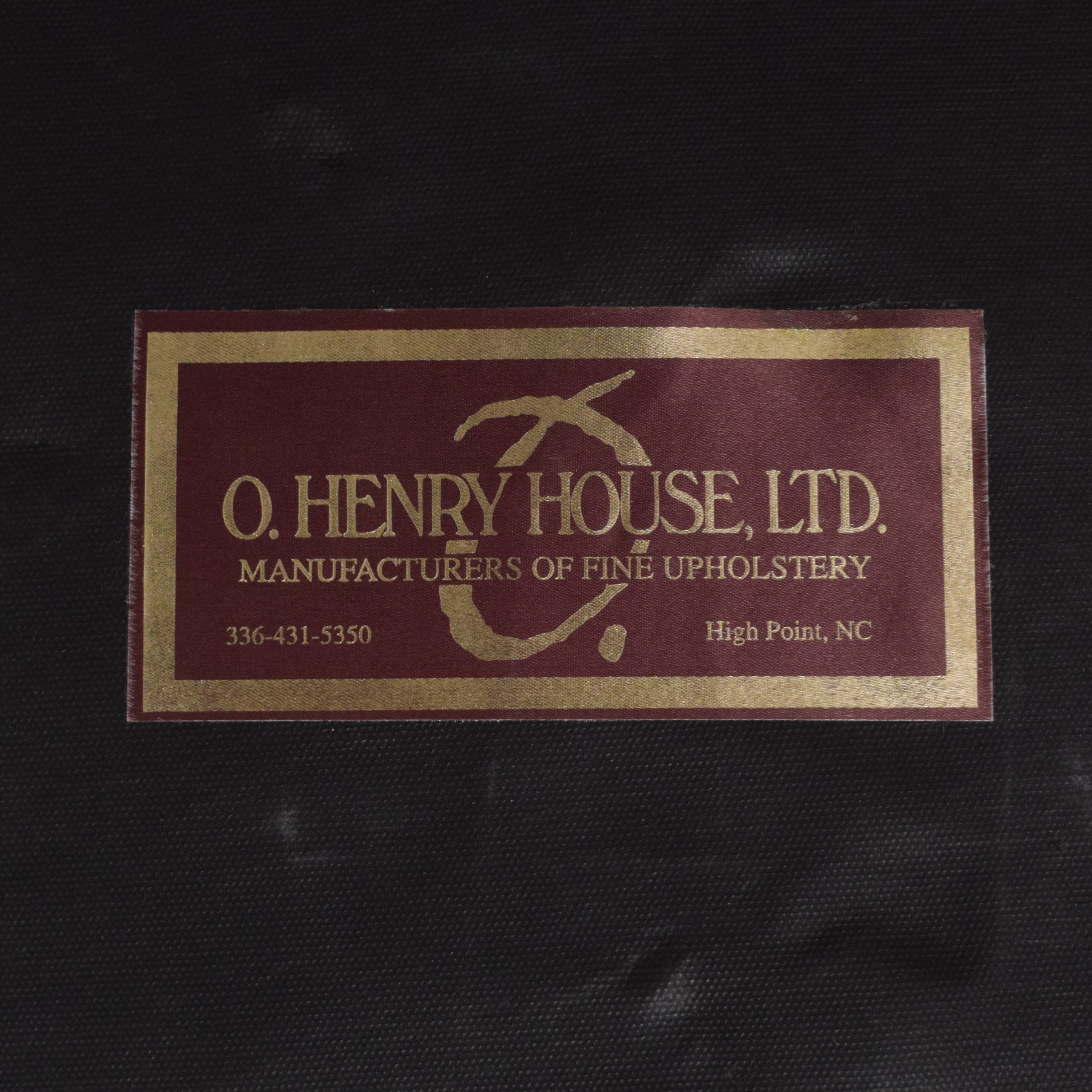 buy O Henry House Chesterfield Chair O. Henry House Accent Chairs