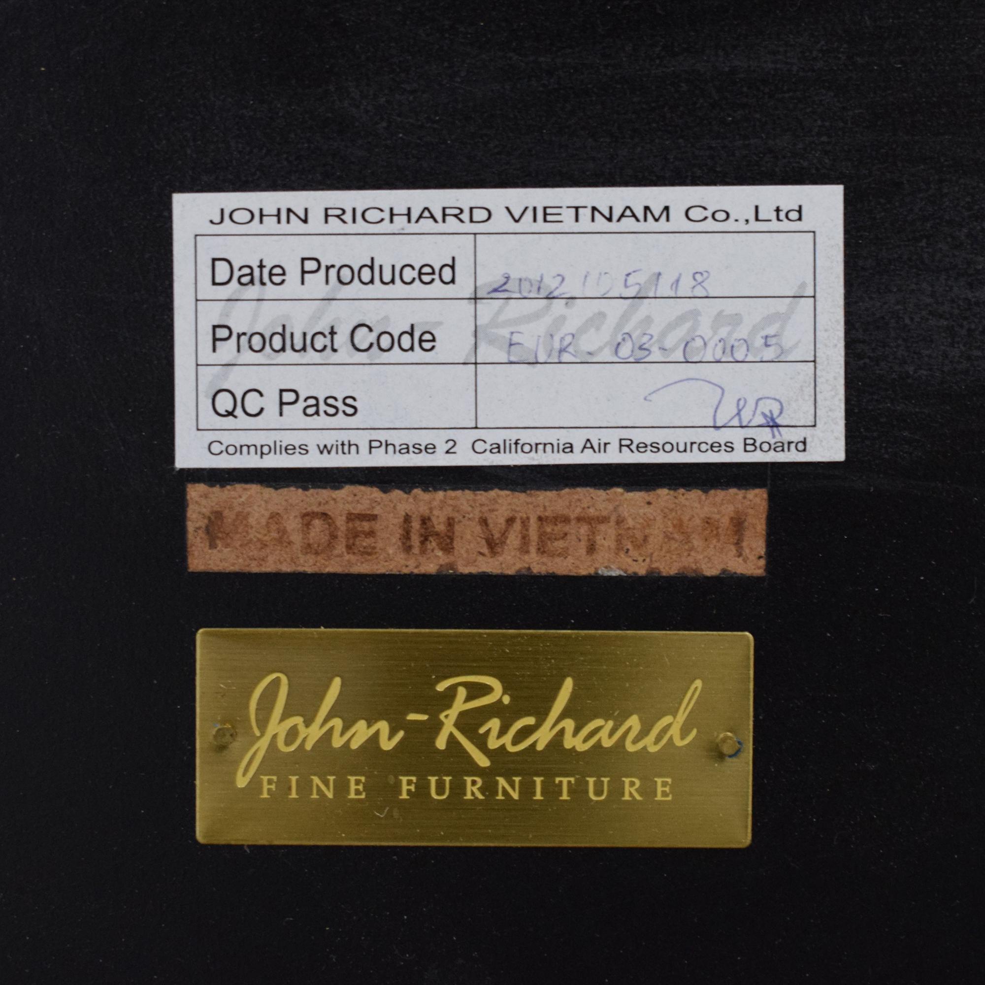 John-Richard John-Richard Cocktail Table ct