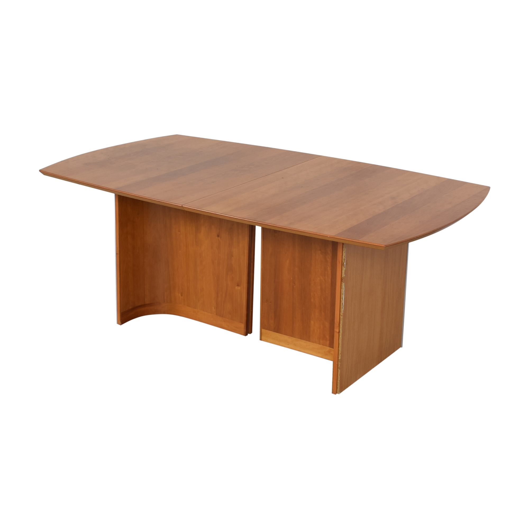 Mid Century Modern Style Extendable Dining Table / Dinner Tables