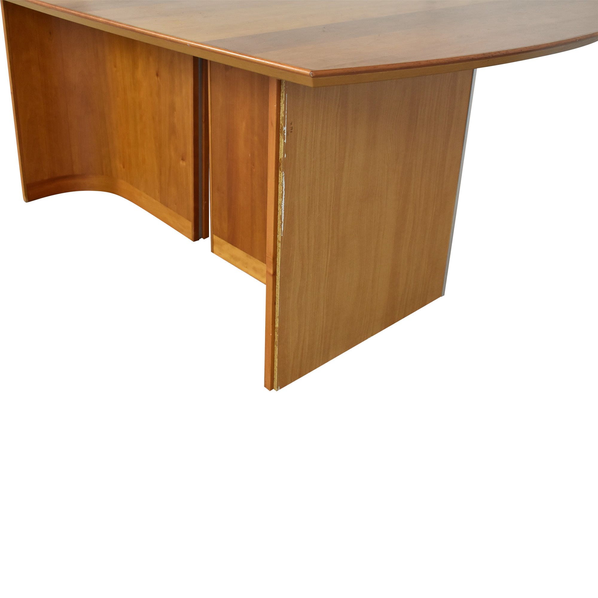 buy  Mid Century Modern Style Extendable Dining Table online