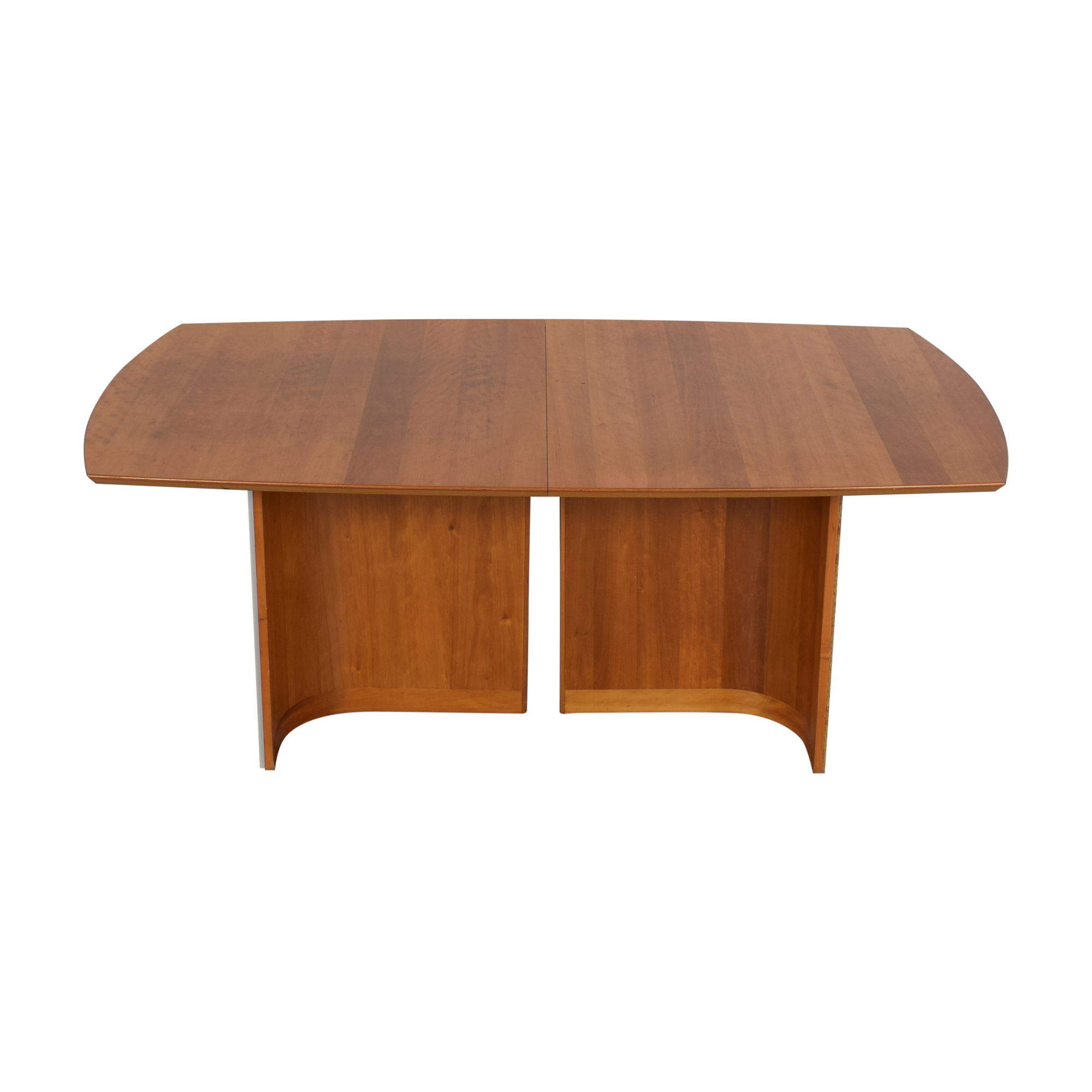 89 Off Mid Century Modern Style Extendable Dining Table Tables