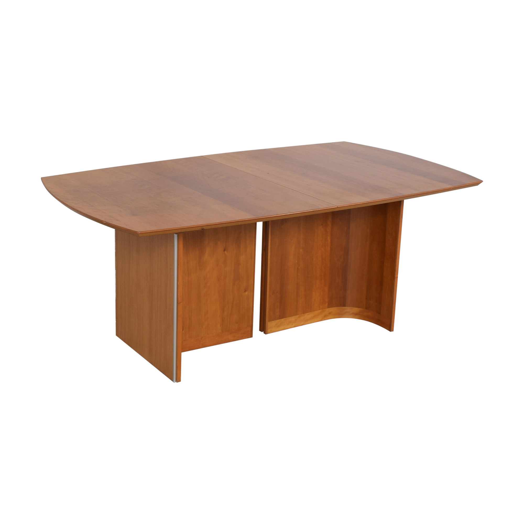 Mid Century Modern Style Extendable Dining Table Tables