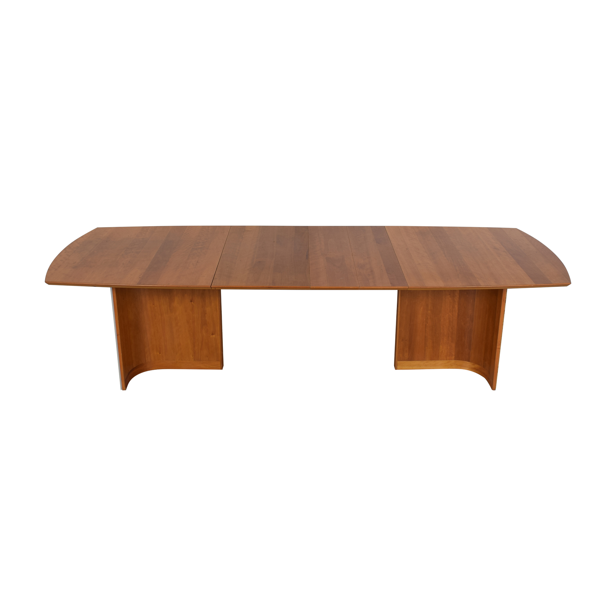Mid Century Modern Style Extendable Dining Table sale
