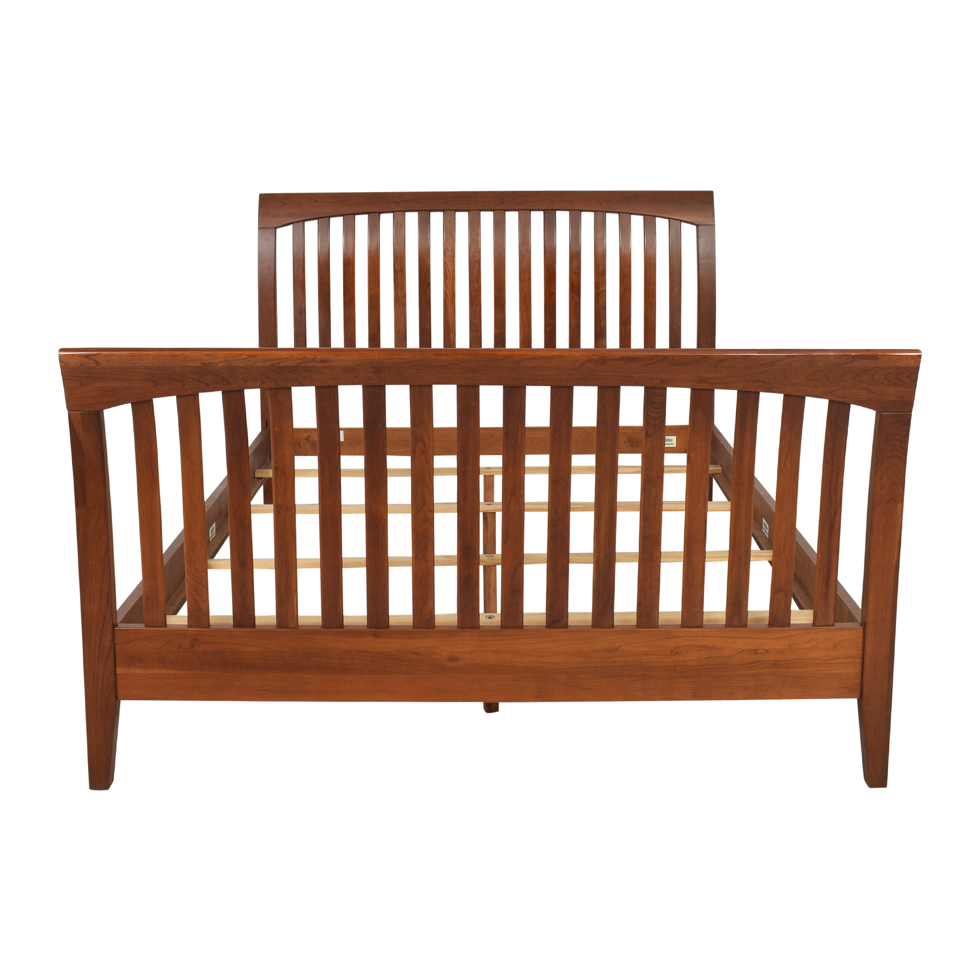 Ethan Allen Ethan Allen American Impressions Queen Sleigh Bed Frame for sale