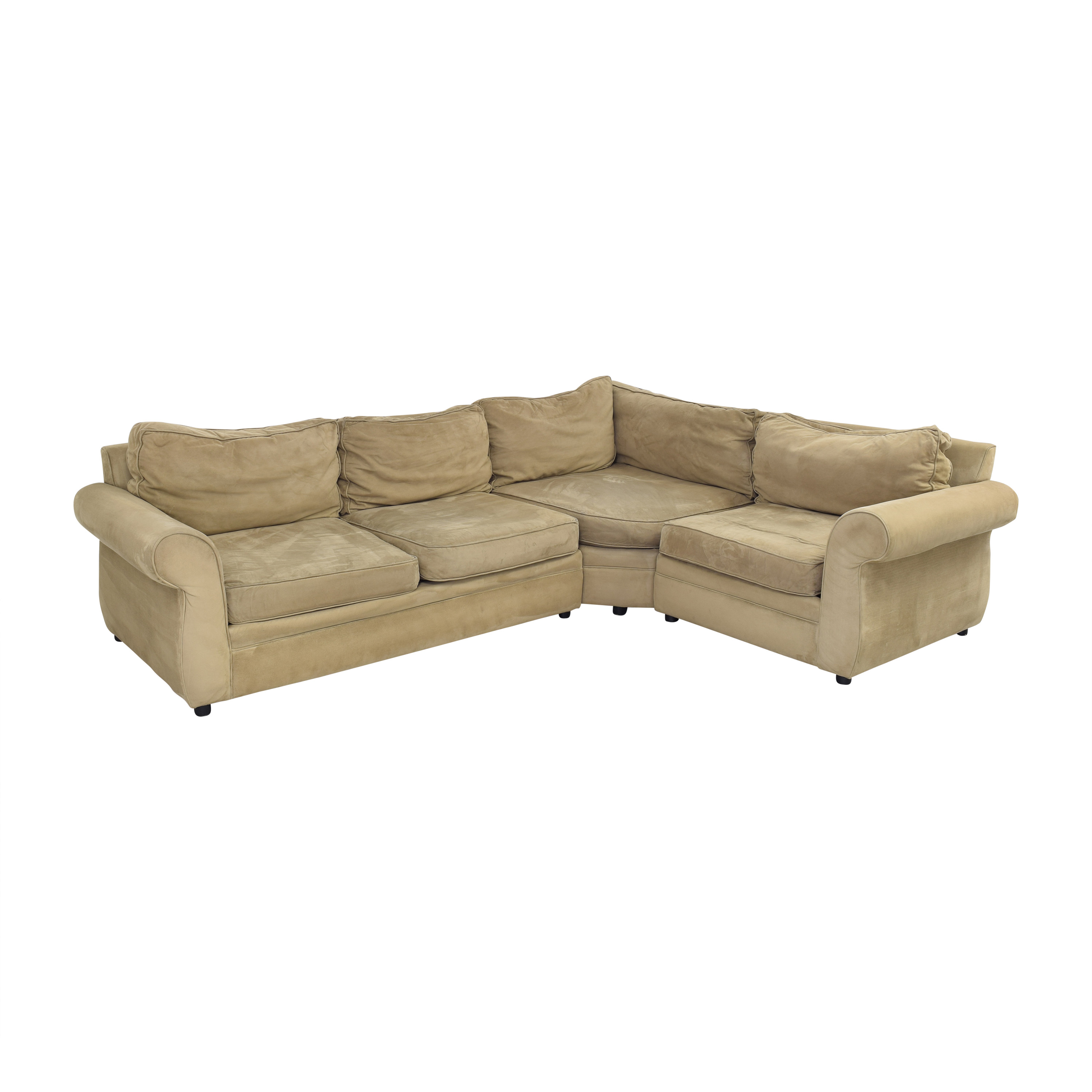 Pottery Barn Pottery Barn Sectional Sofa Sectionals