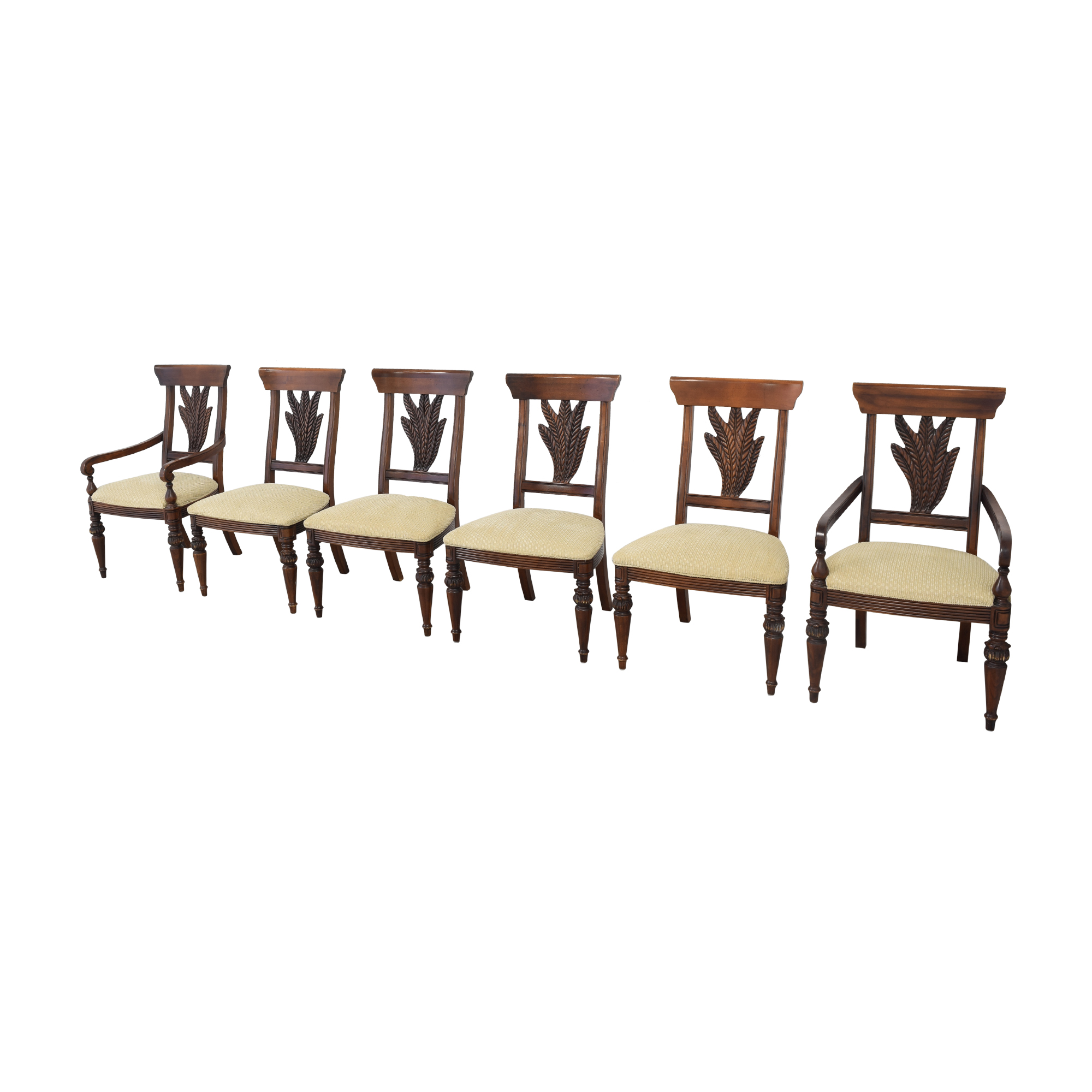 Thomasville Thomasville Ernest Hemingway Collection Dining Chairs Dining Chairs