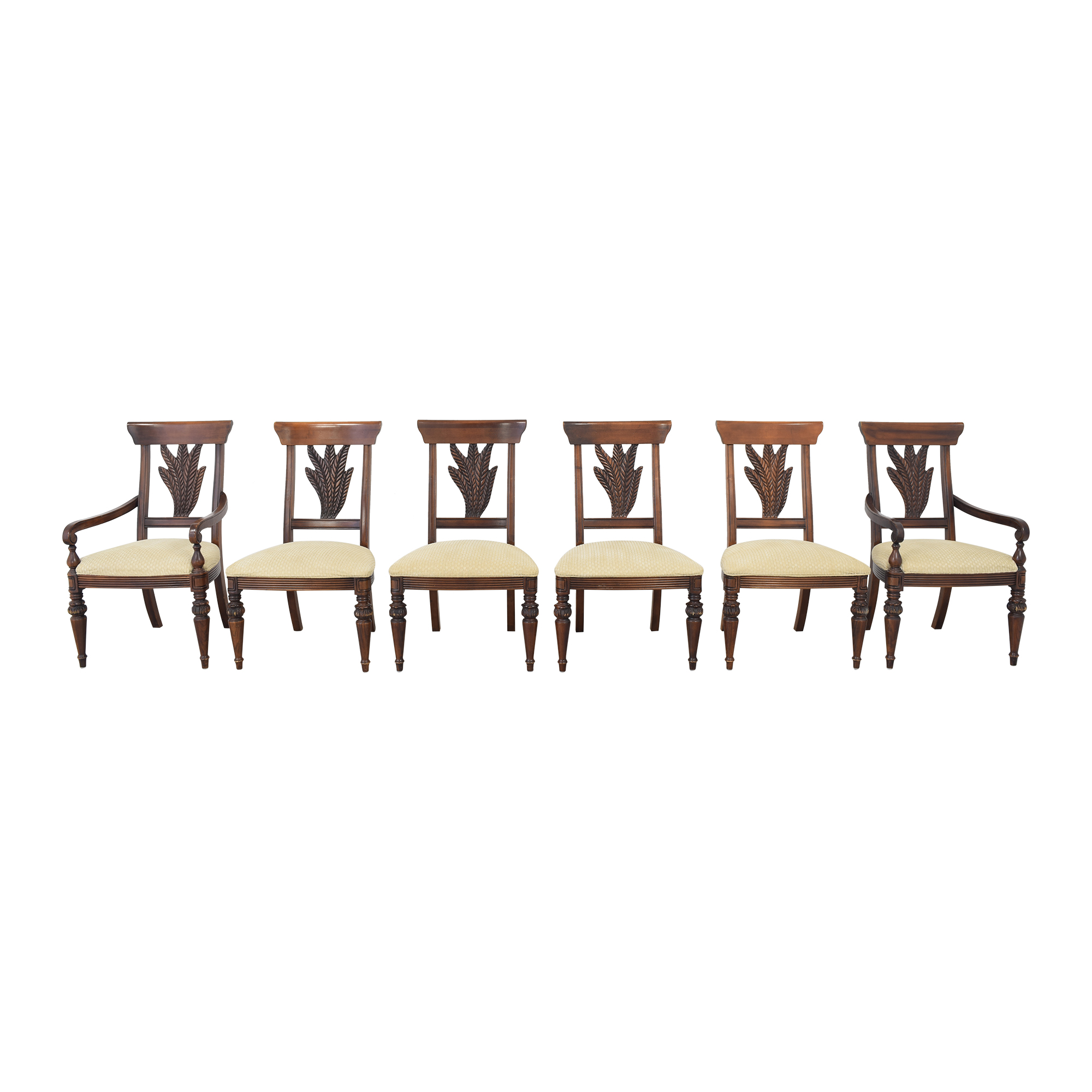 Thomasville Ernest Hemingway Collection Dining Chairs Thomasville