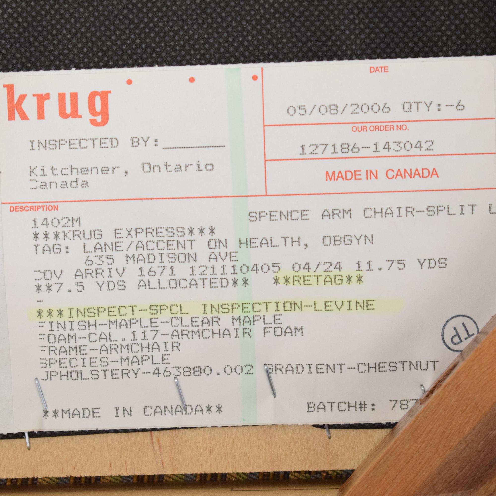 Krug Krug Cadence Guest Chair coupon
