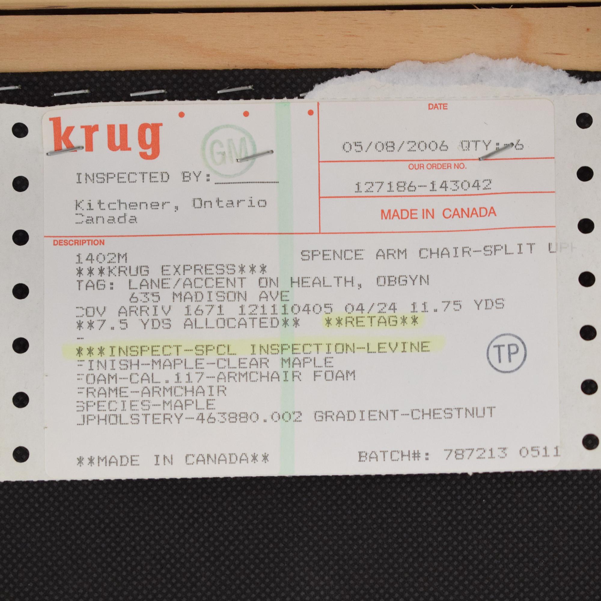 Krug Cadence Guest Chair Krug
