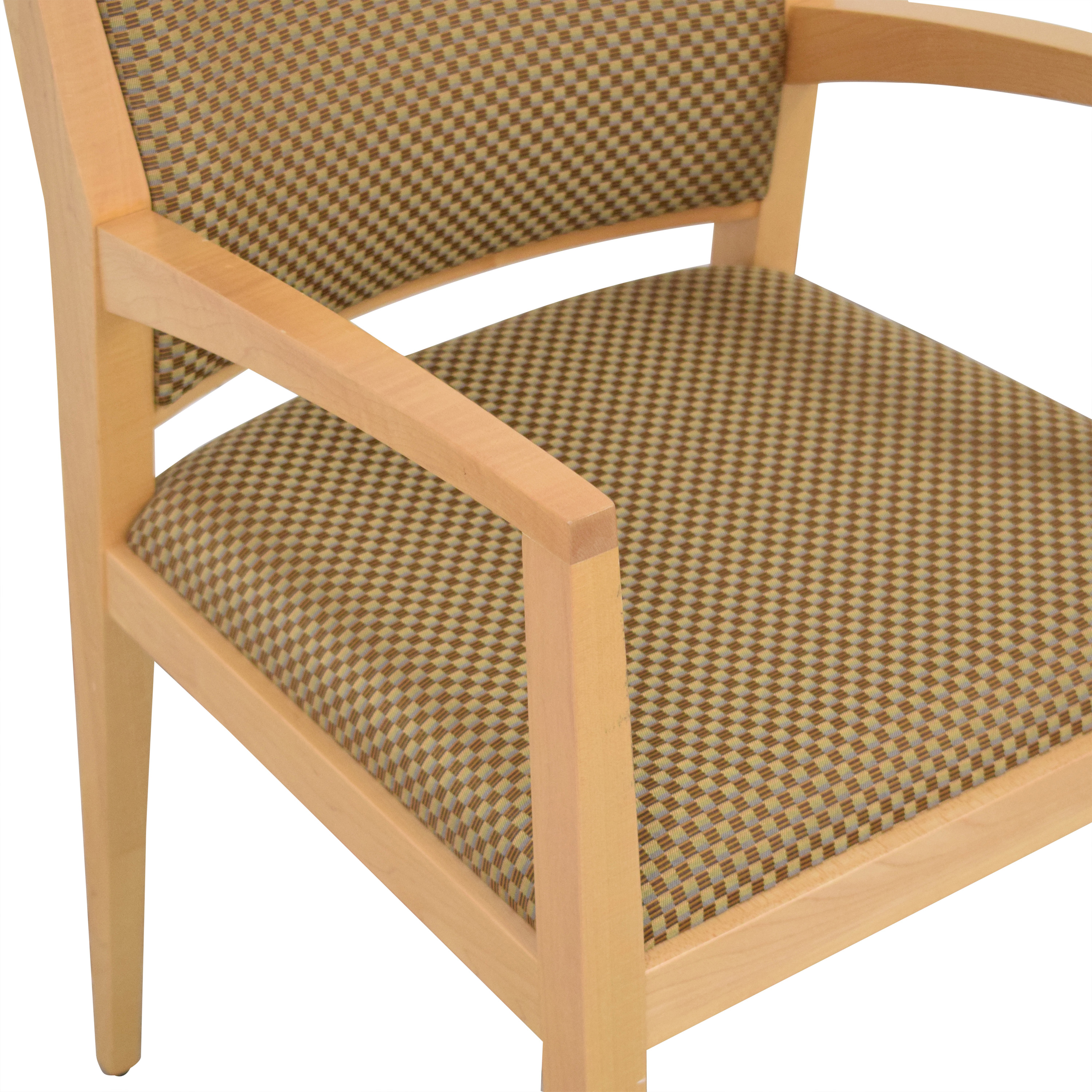 shop Krug Cadence Tall Guest Chair Krug Home Office Chairs