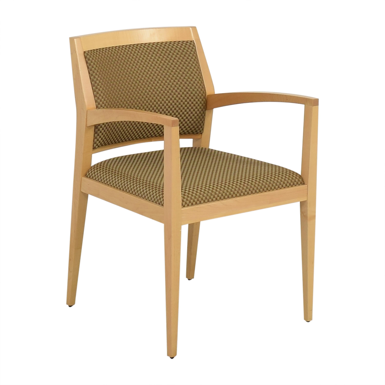 Krug Krug Cadence Tall Guest Chair dimensions